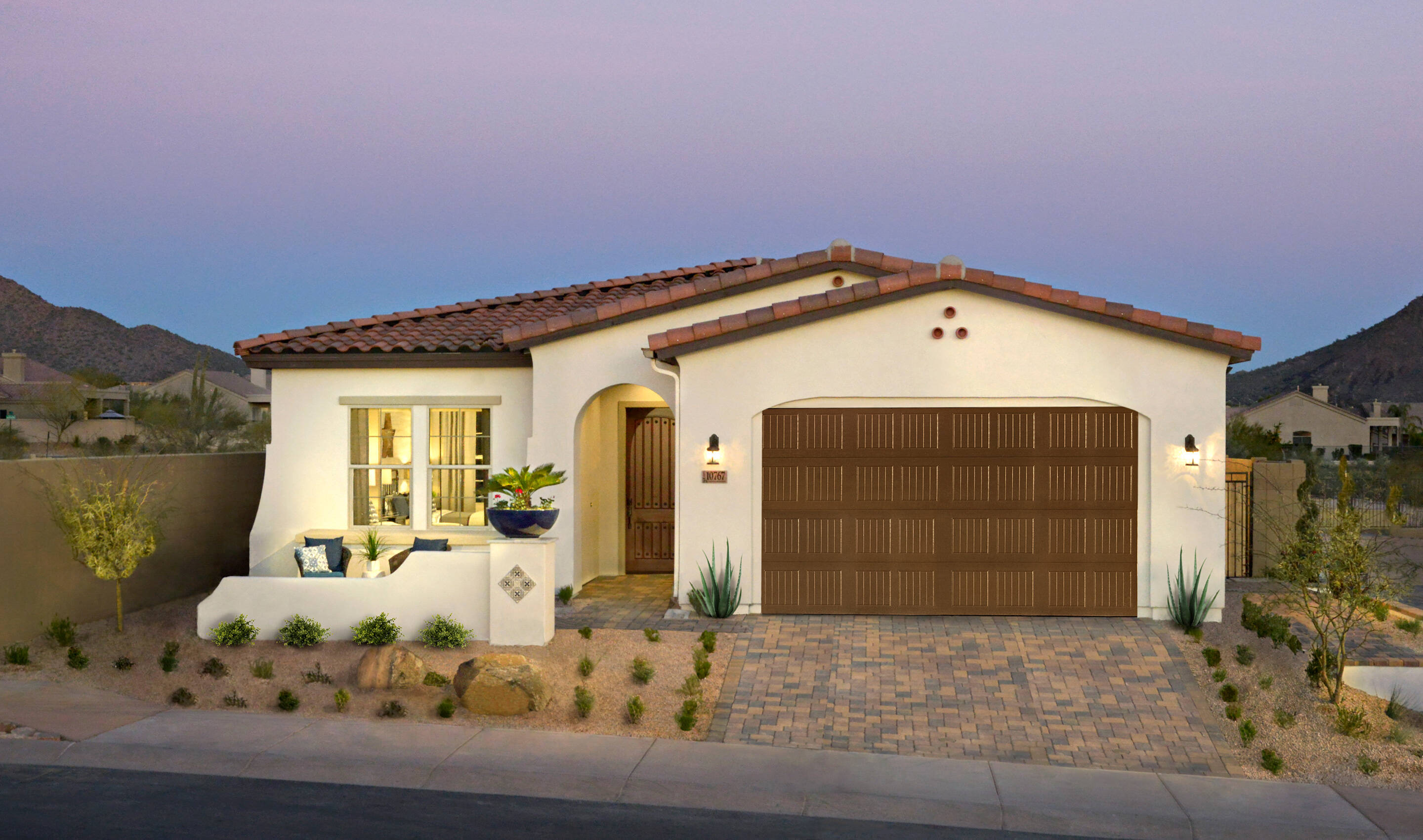 crimson spanish at fusion at sunrise trail new homes in scottsdale
