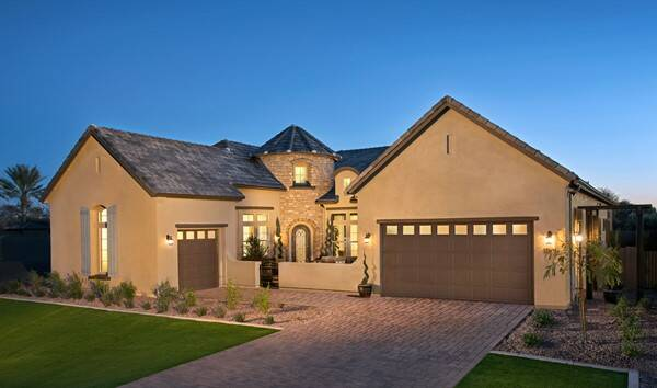 Legacy at via bella new homes in gilbert az for New source homes