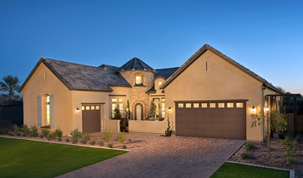 Legacy at via bella new homes in gilbert az for New homes source