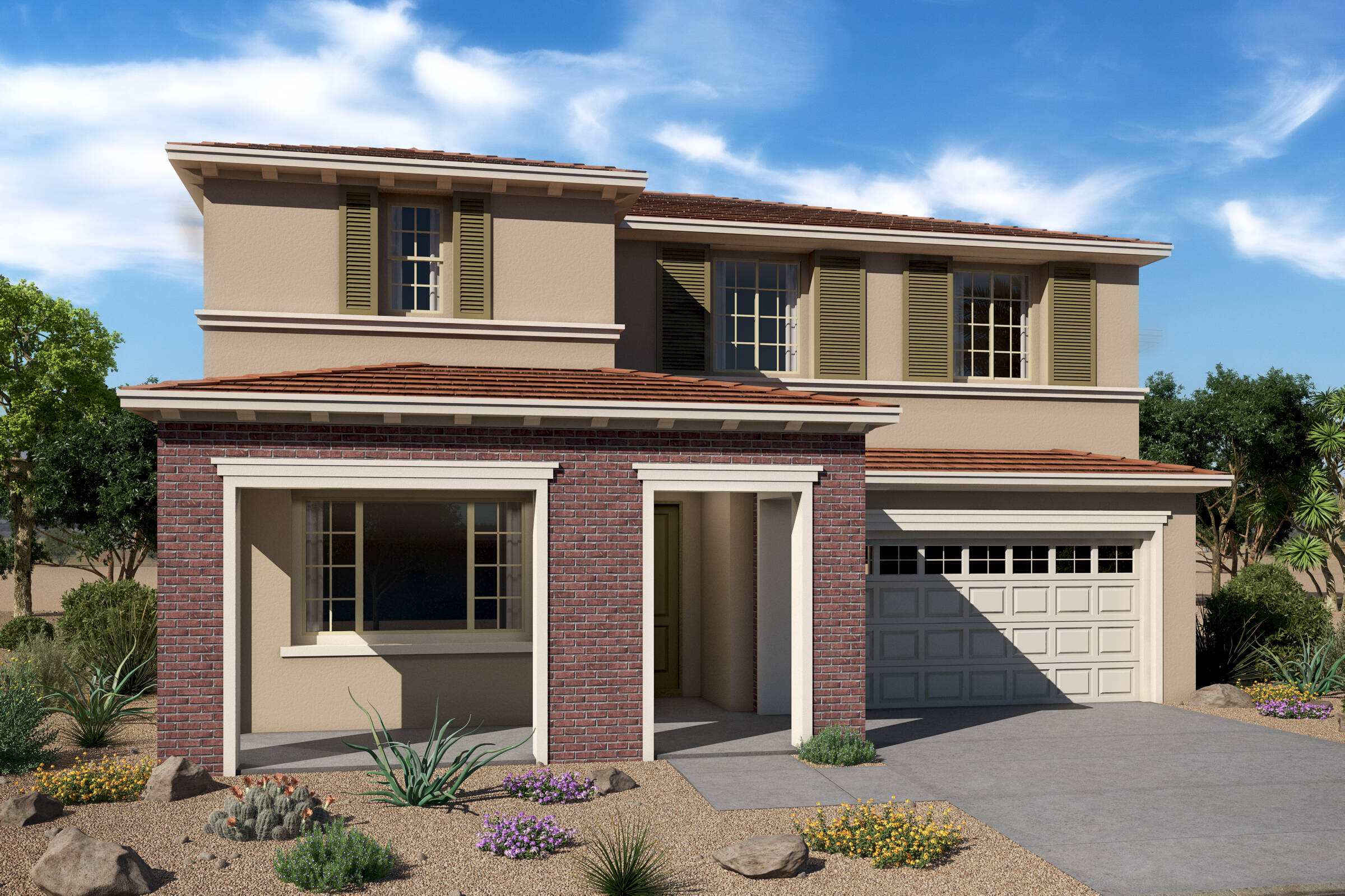 harmony mediterranean c new homes affinity at verrado