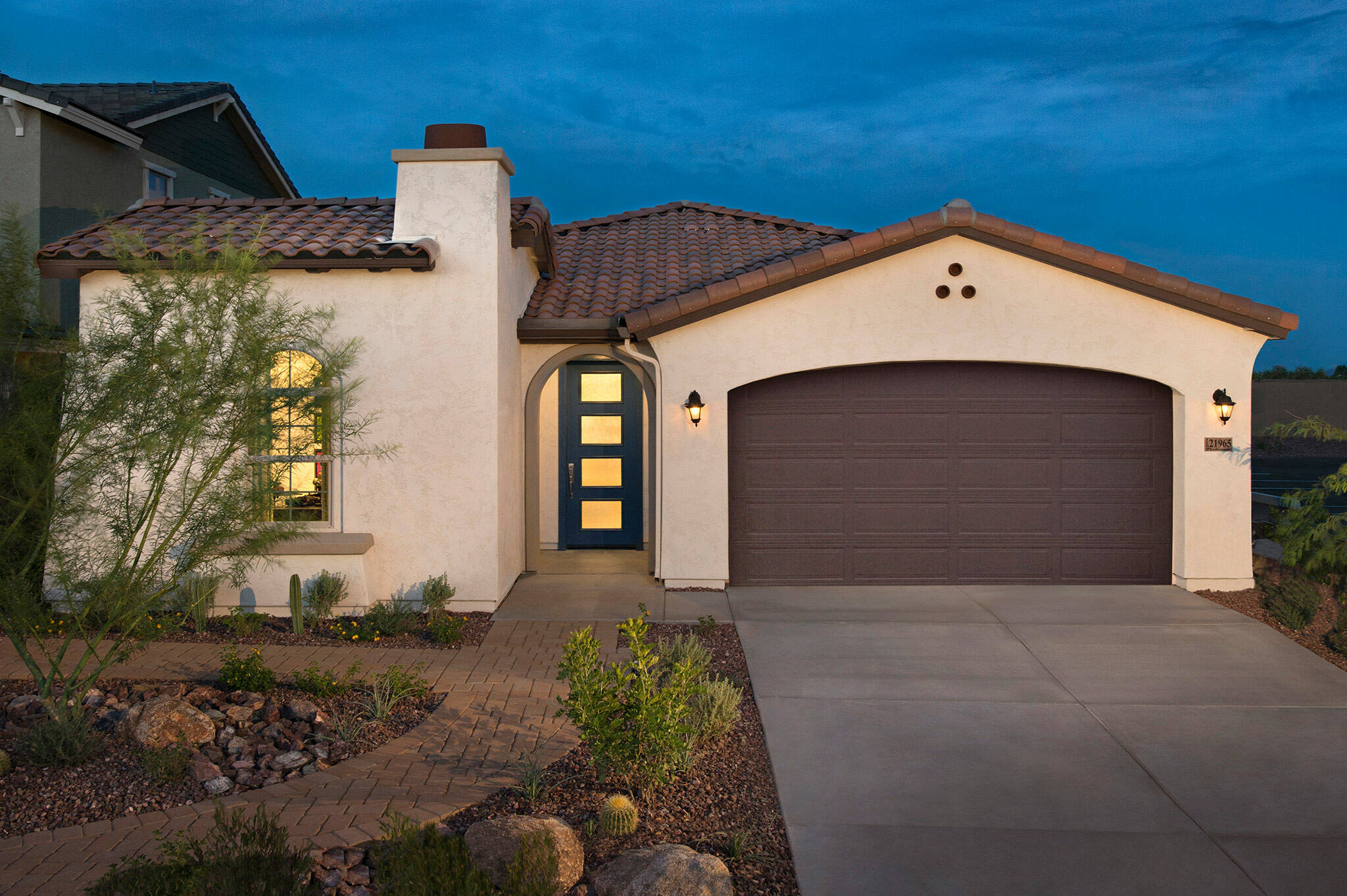 Build New Home traditions at catania - new homes in glendale, az