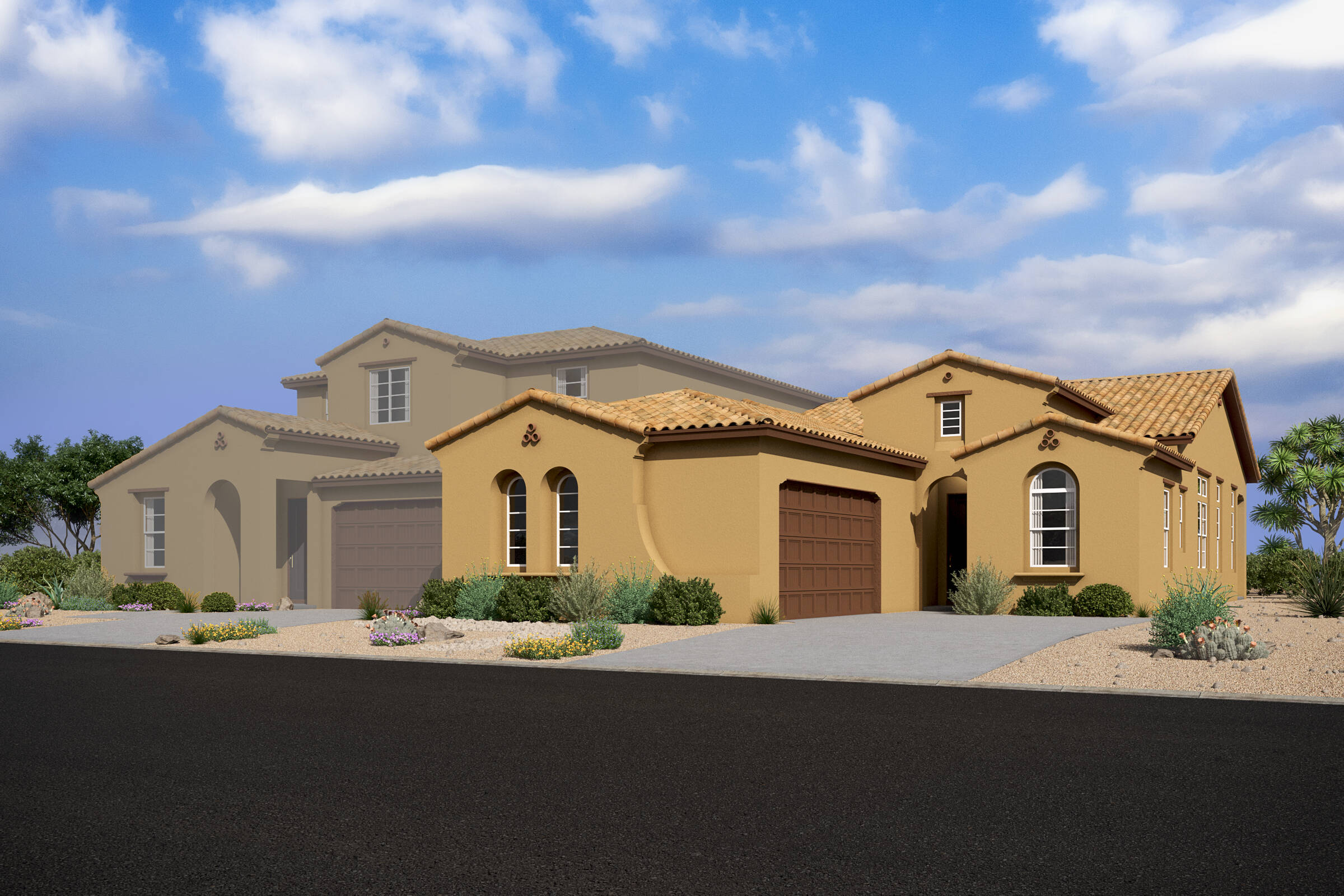 ascent spanish colonial d new homes silverstone with meridian