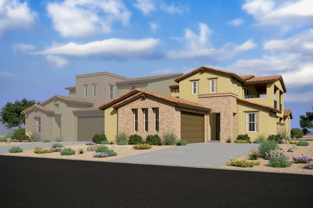 Summit at silverstone new homes in scottsdale az for New source homes