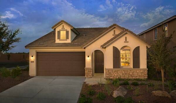 Traditions at the meadows new homes in peoria az for New home sources