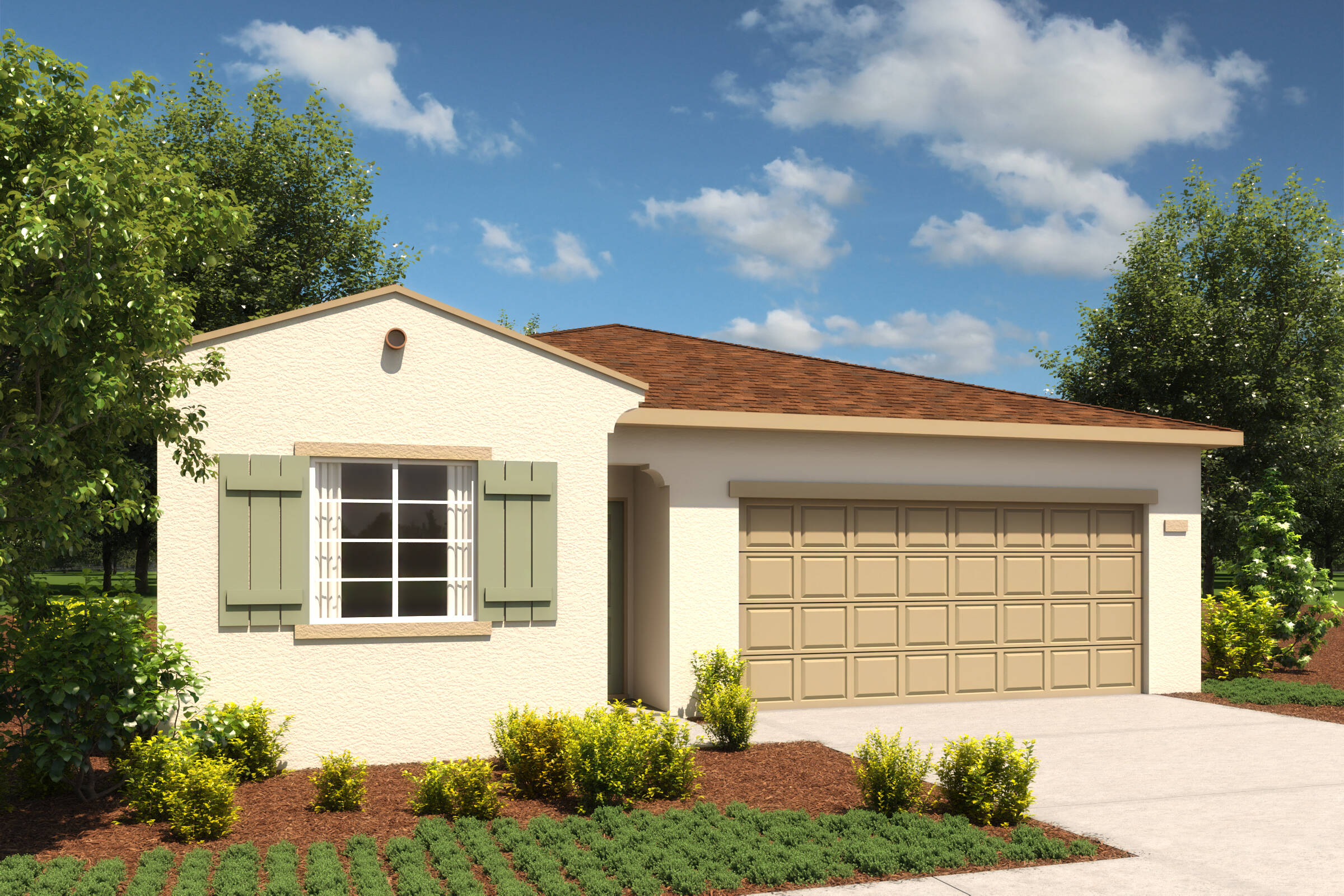 sierra a spanish new homes merced california