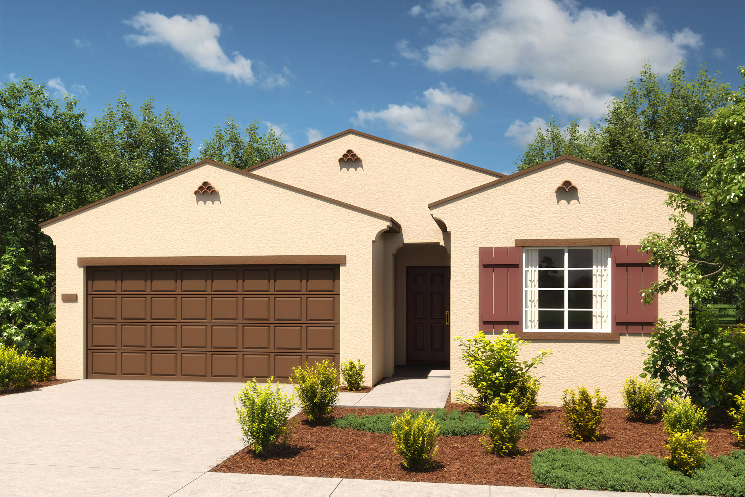 yosemite a spanish new homes merced california