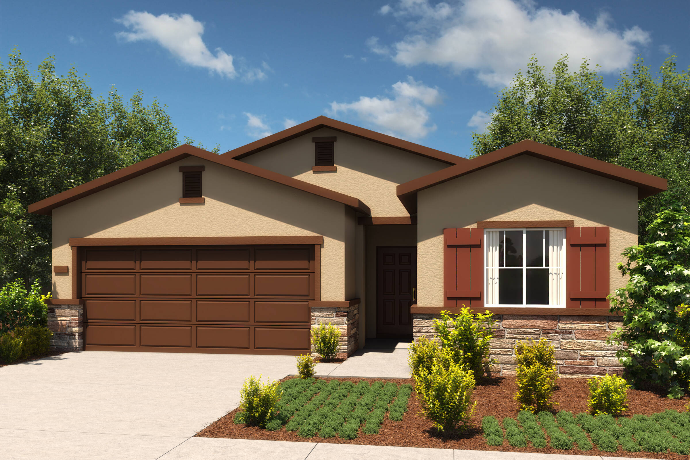 yosemite b craftsman new homes merced california