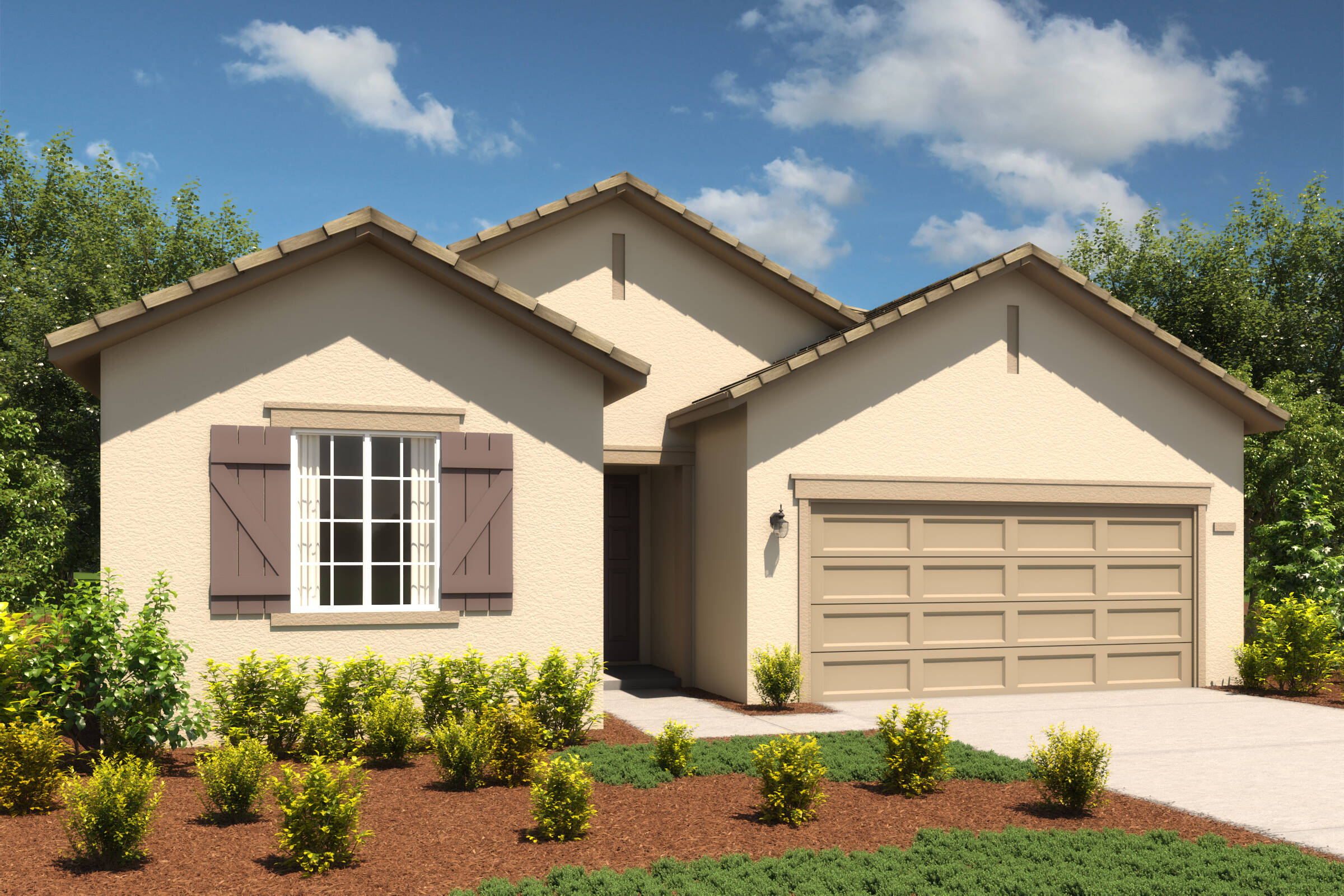 forest cottage new homes hollister california