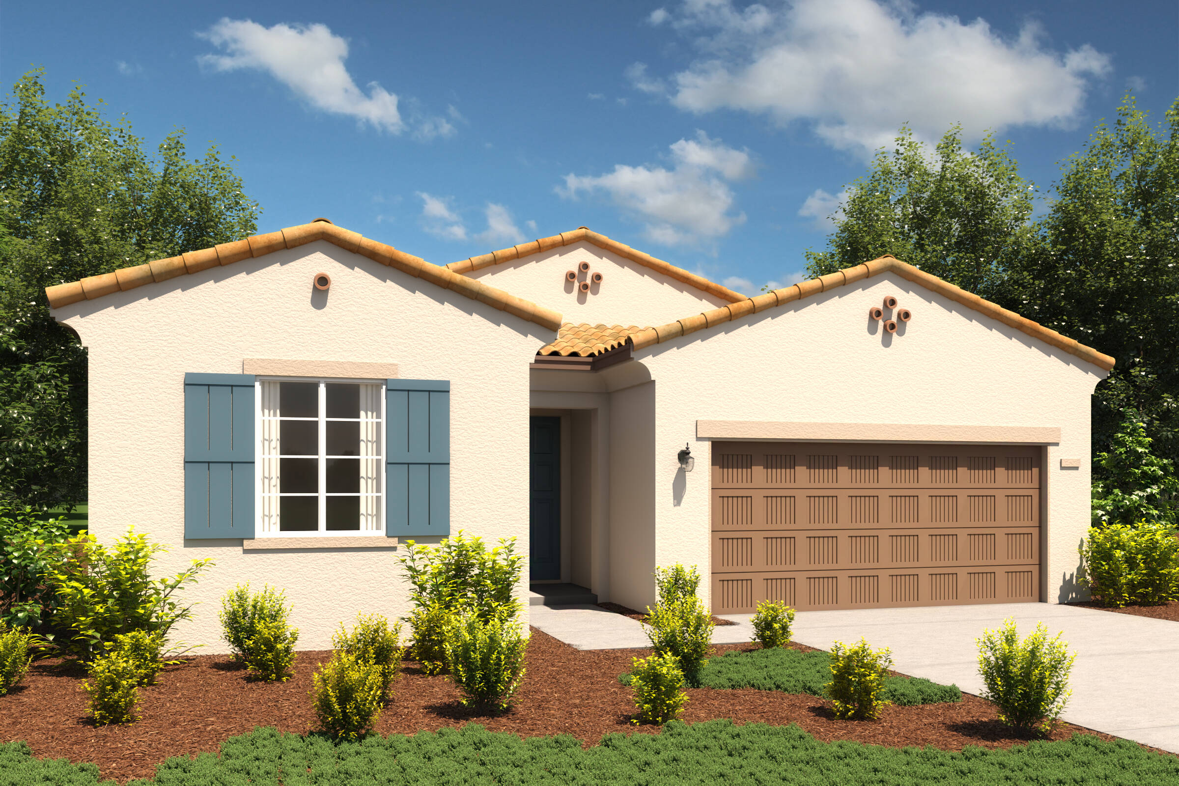forest spanish new homes hollister california