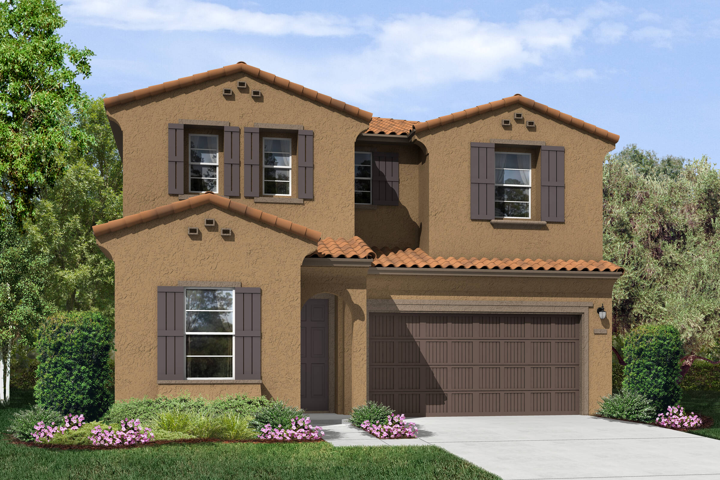 prairie spanish new homes hollister california