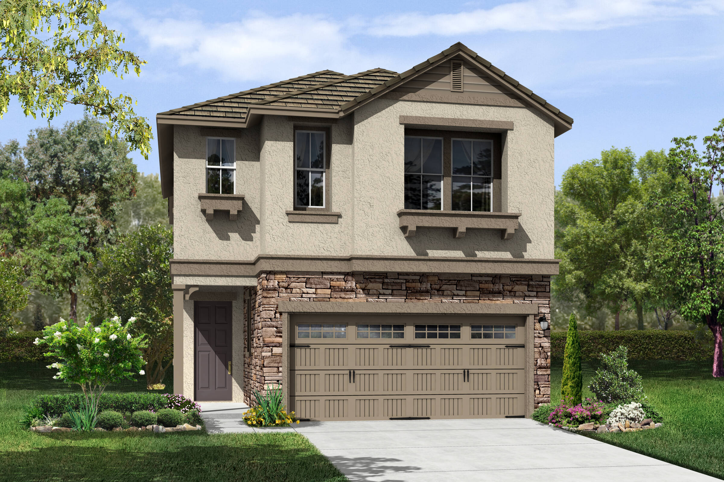 agate cottage c new homes paseo at westshore