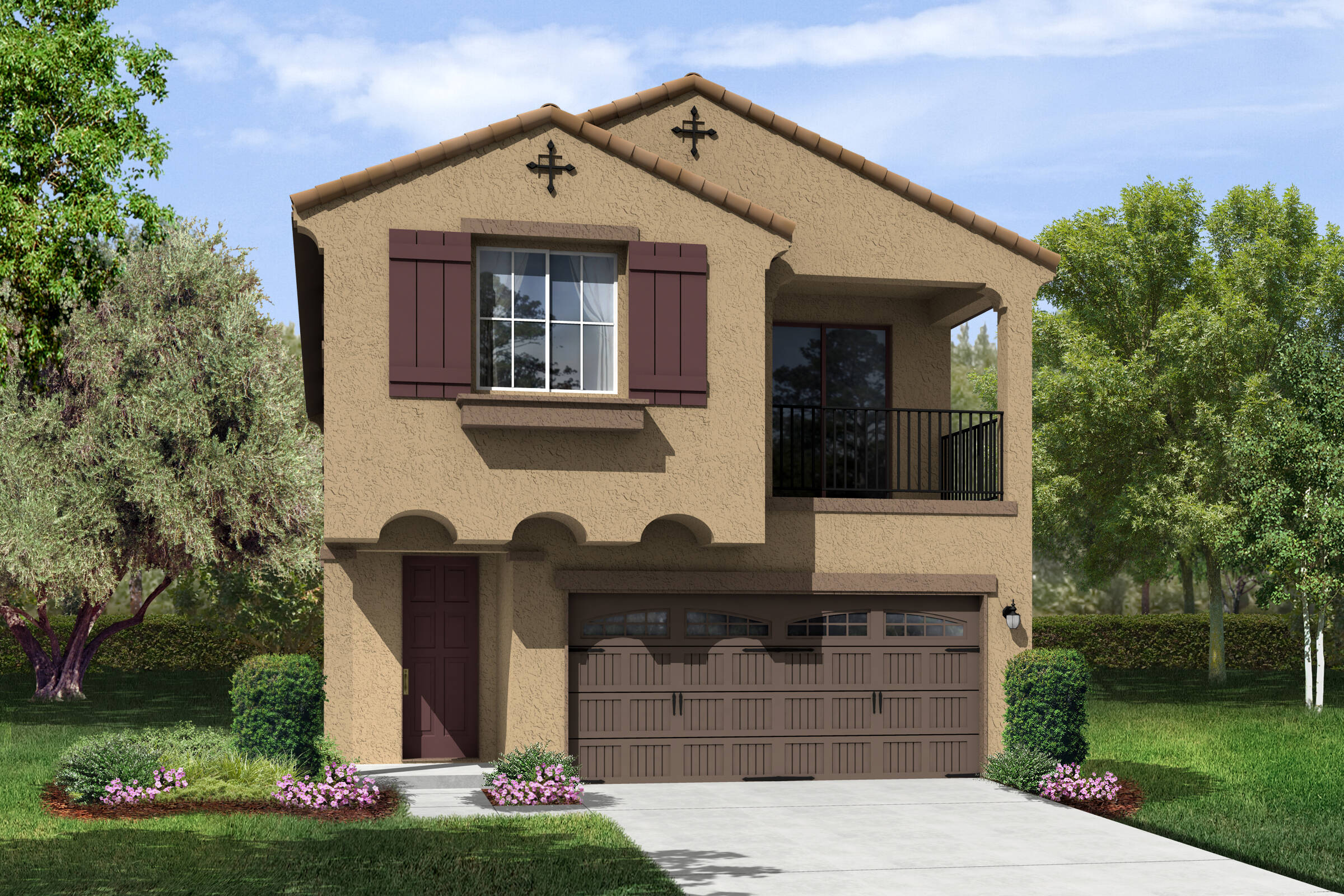 diamond spanish a new homes paseo at westshore