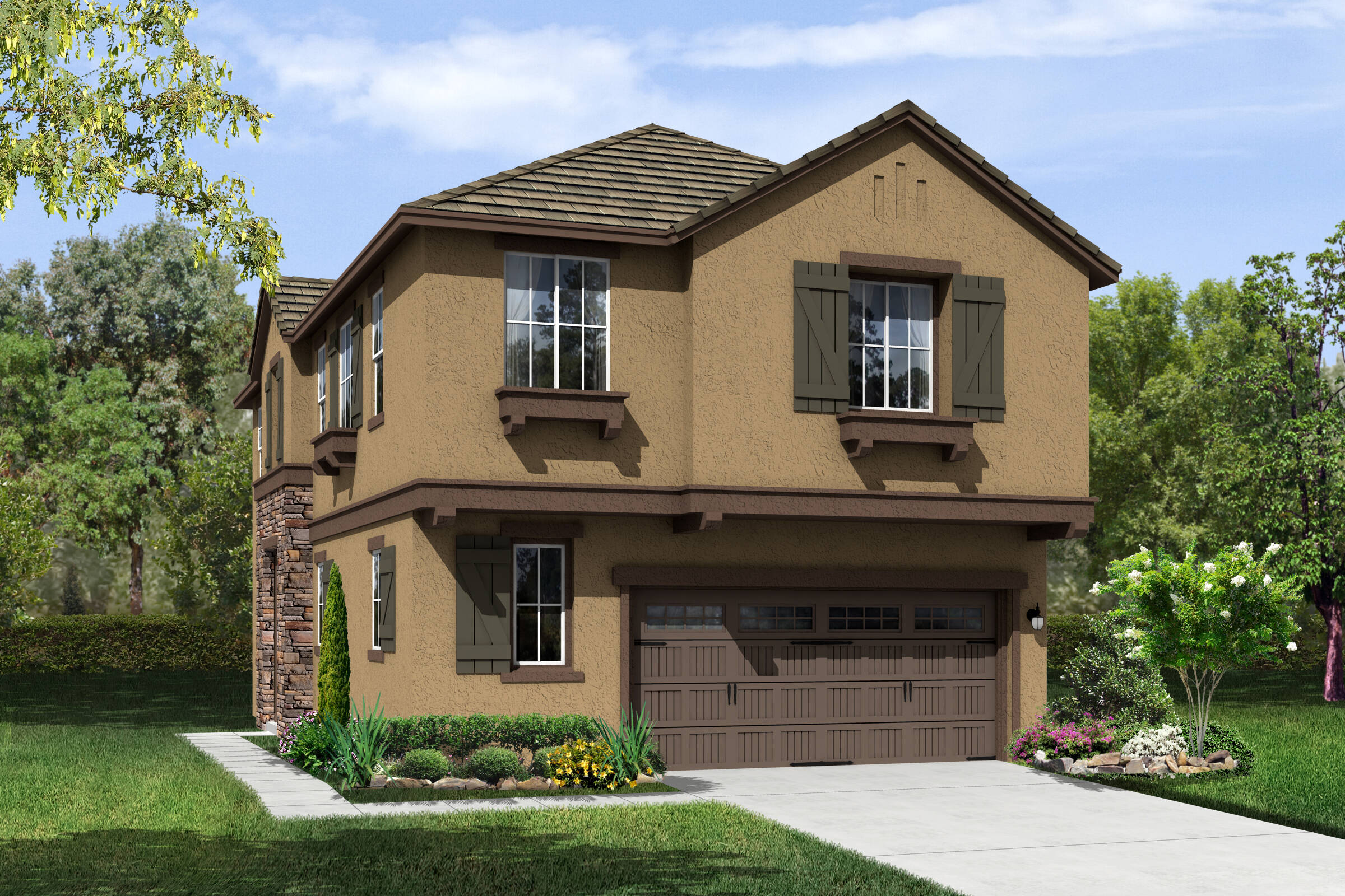 emerald cottage c new homes paseo at westshore