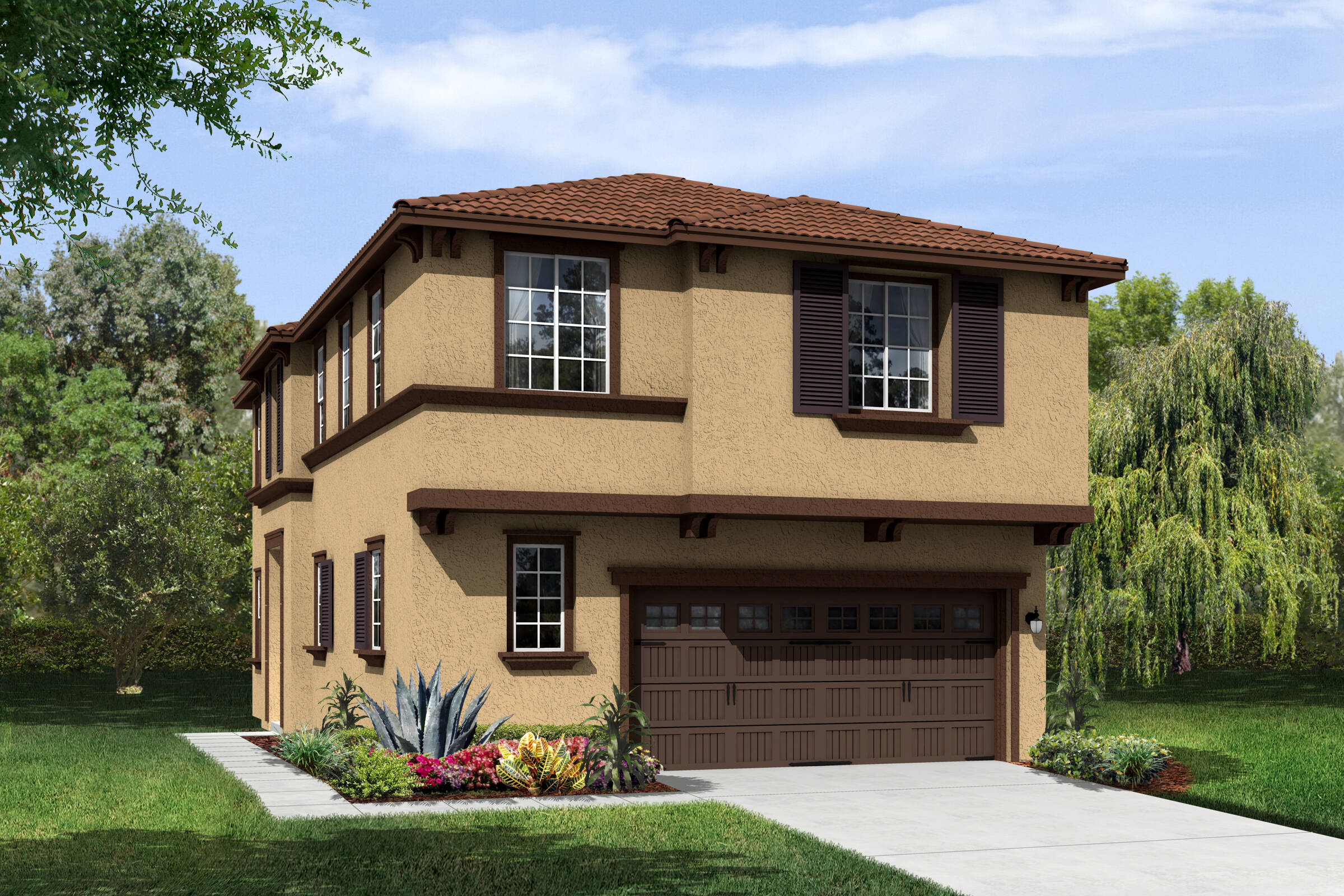 emerald mediterranean b new homes paseo at westshore