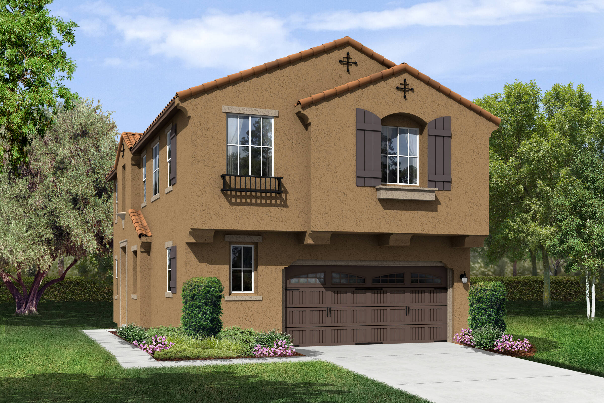 emerald spanish a new homes paseo at westshore