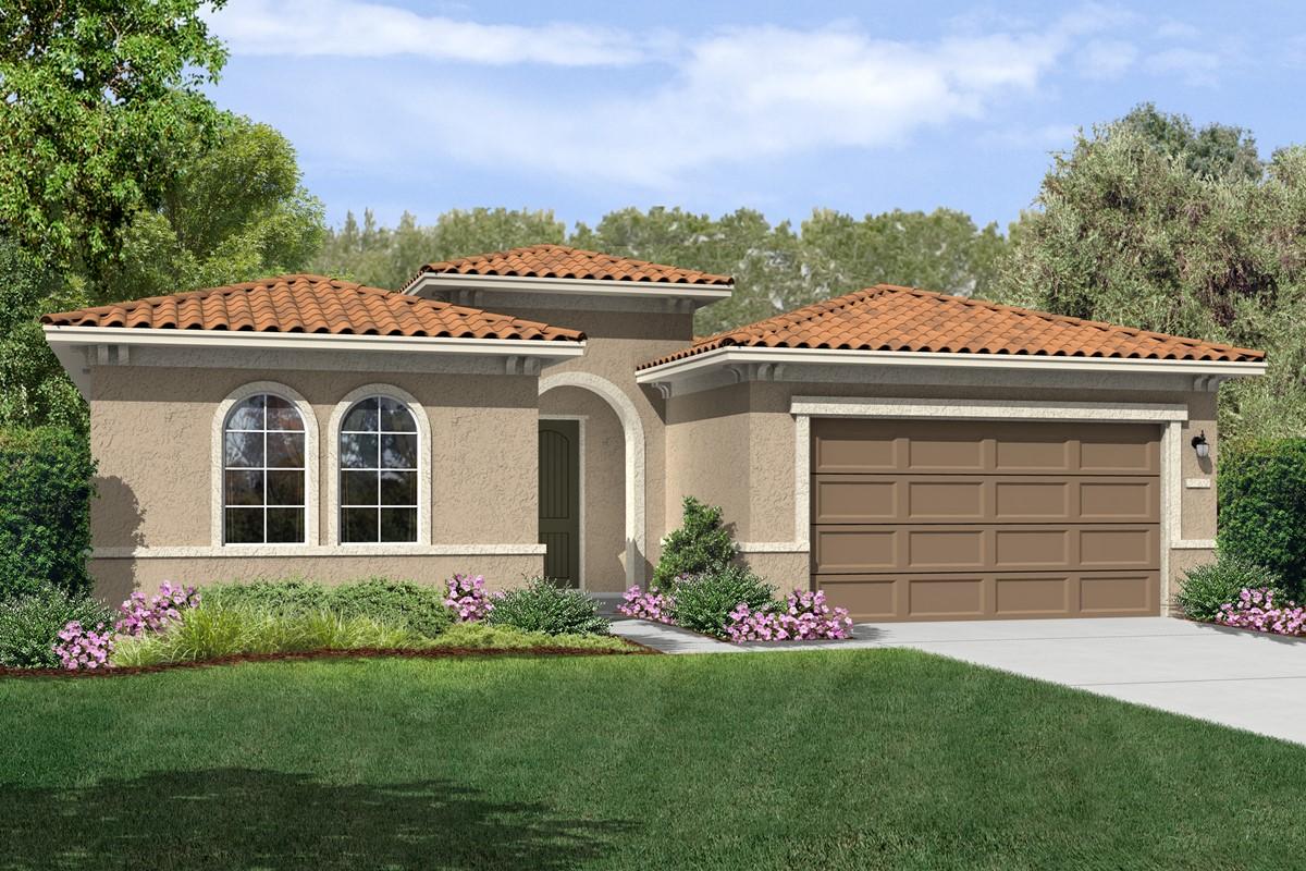 The estates at blackstone new homes in el dorado hills ca for Bluestone house