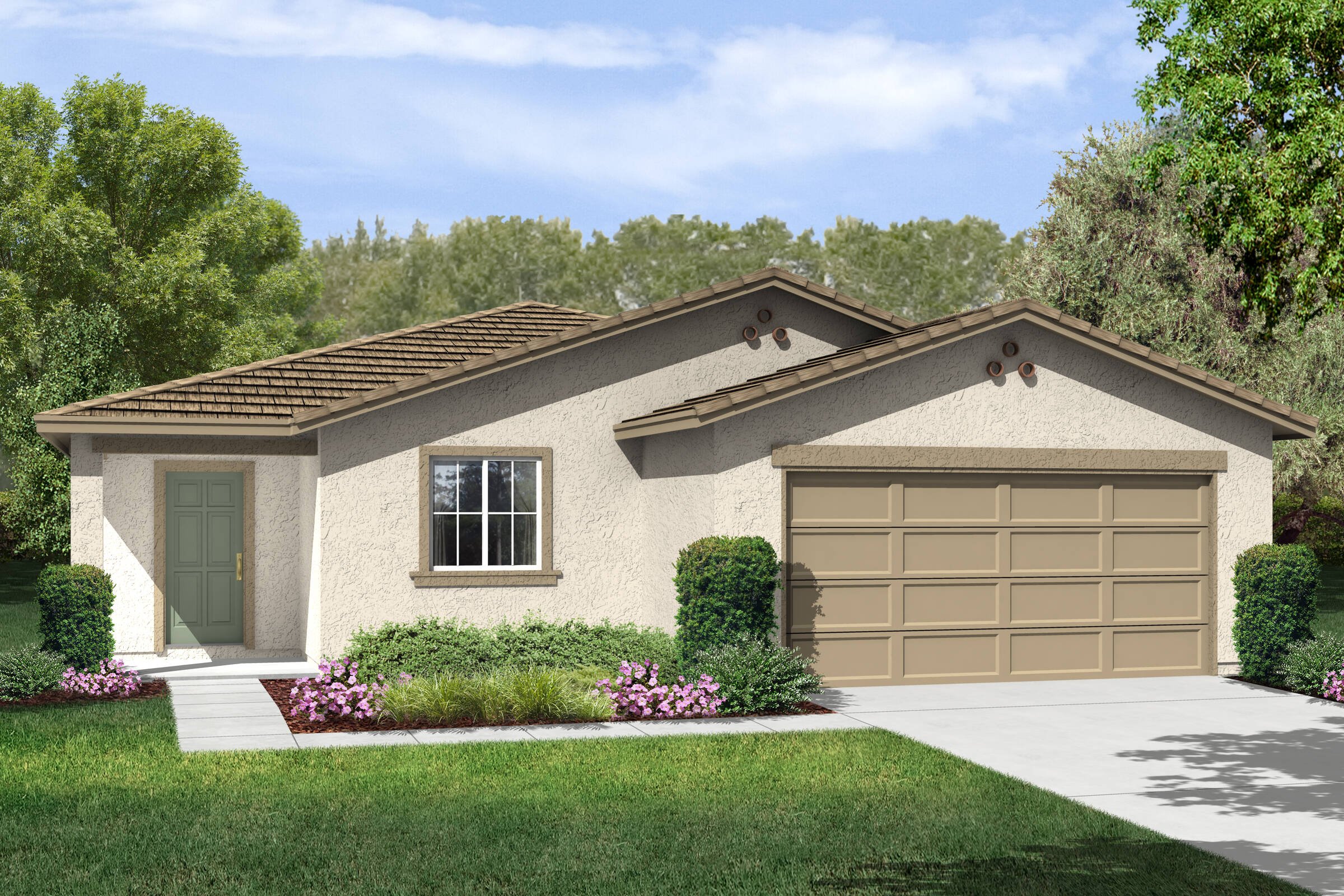 estrella a new homes in arvin california