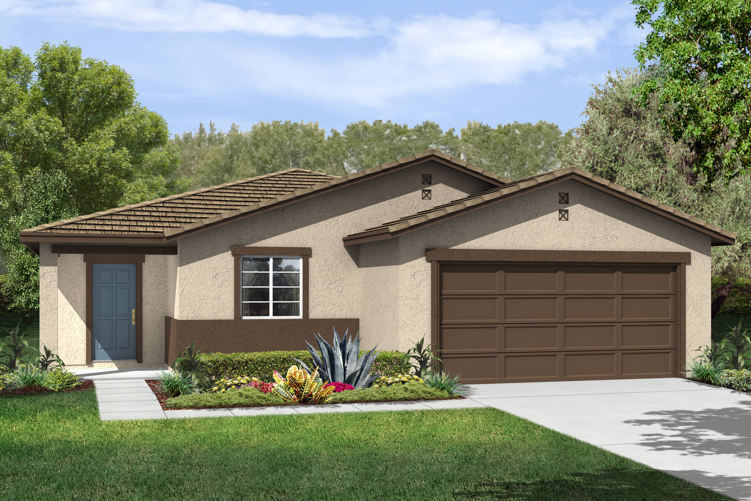 estrella b new homes in arvin california