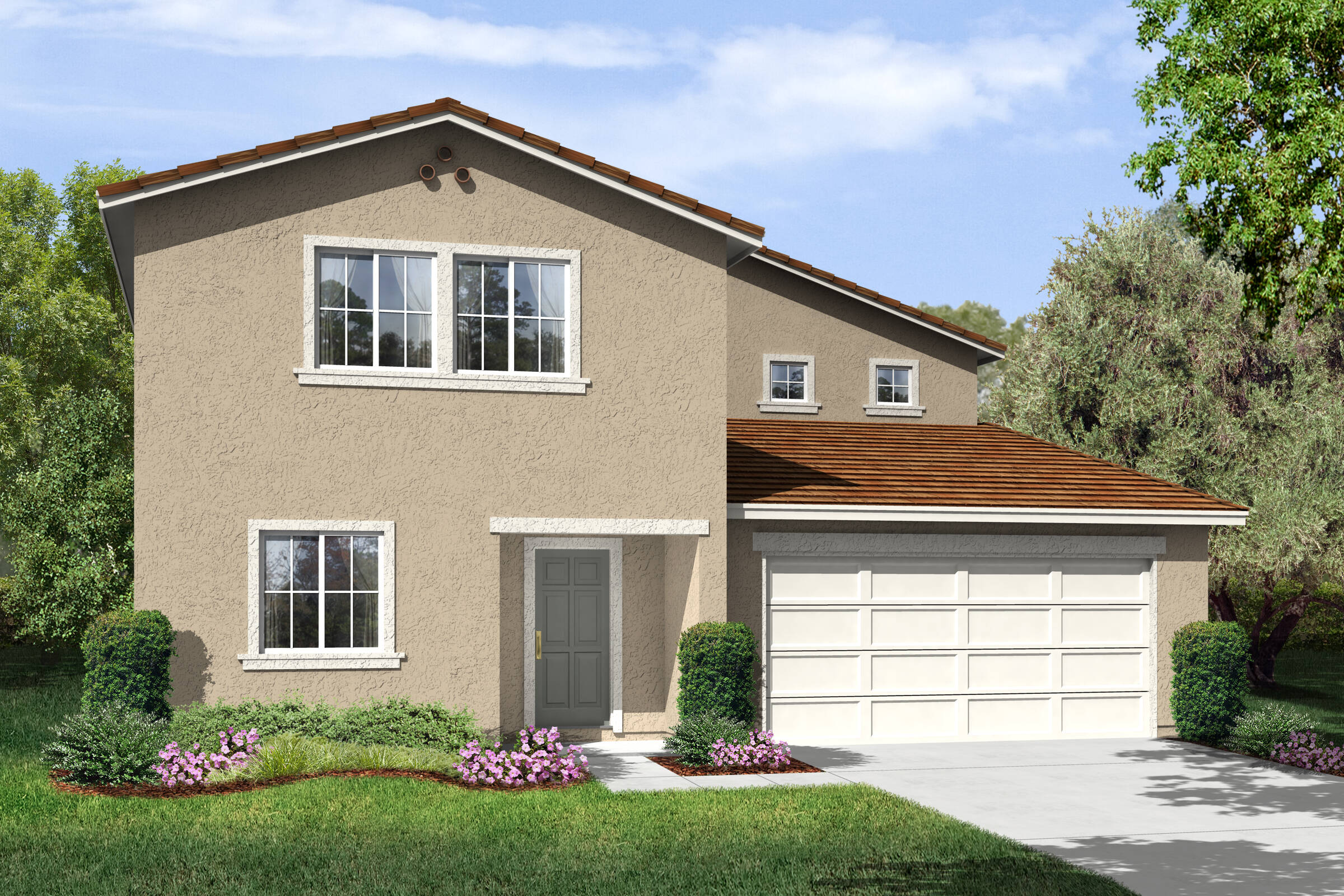sol a new homes in arvin california