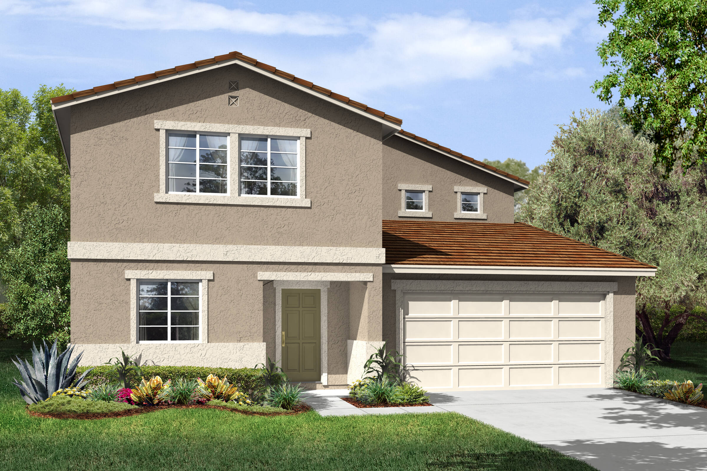 sol b new homes in arvin california