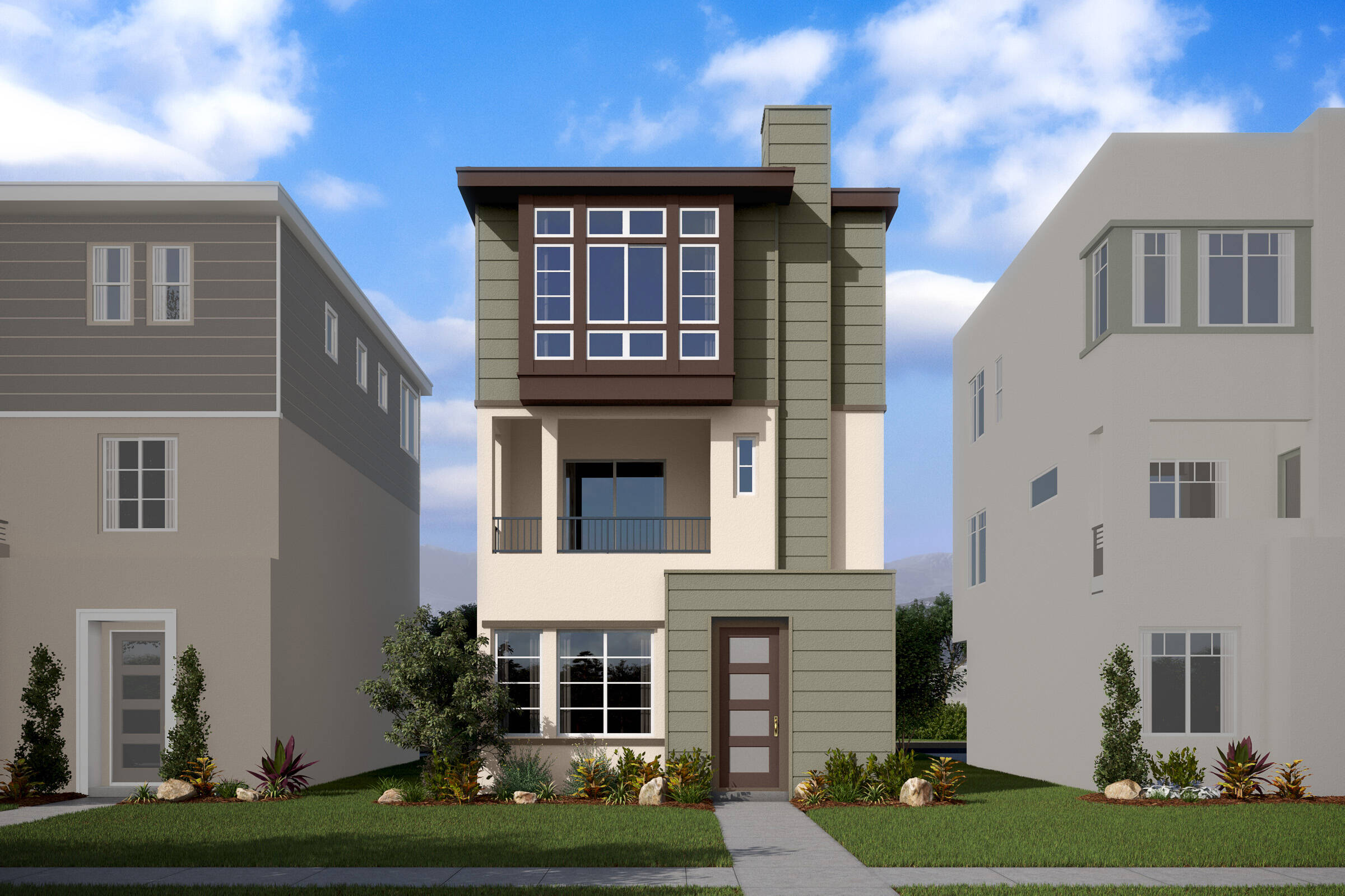 bambino abstract traditional c new homes deco at cadence park
