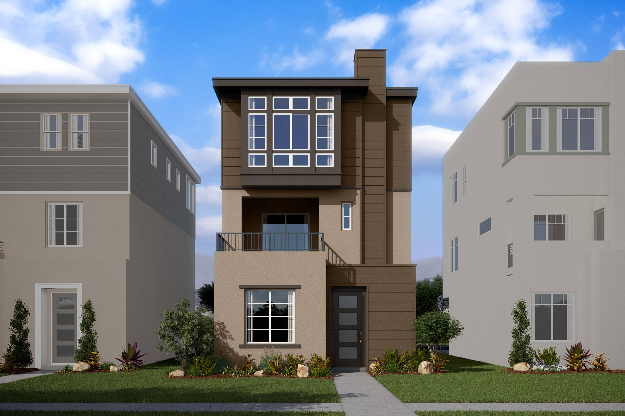 baron abstract traditional c new homes deco at cadence park