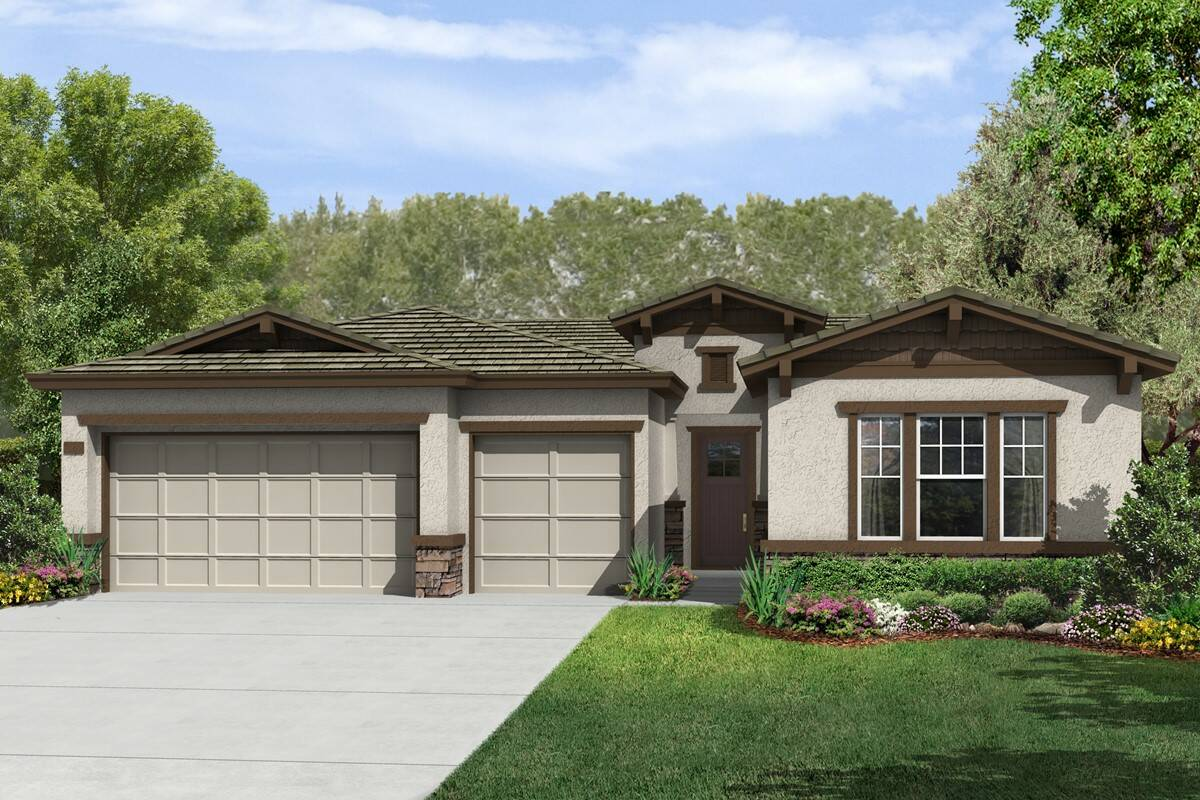 K hovnanian 39 s four seasons at bakersfield new homes in for New homes in bakersfield
