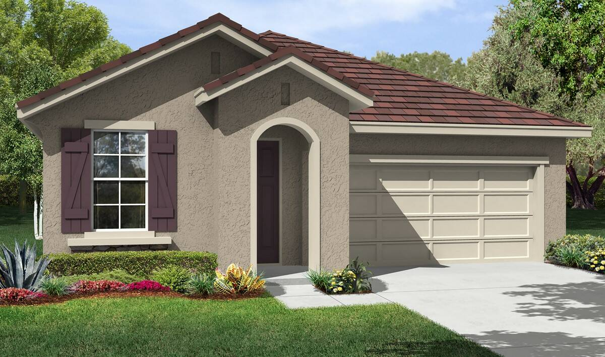 Four Seasons New Homes Beaumont Ca