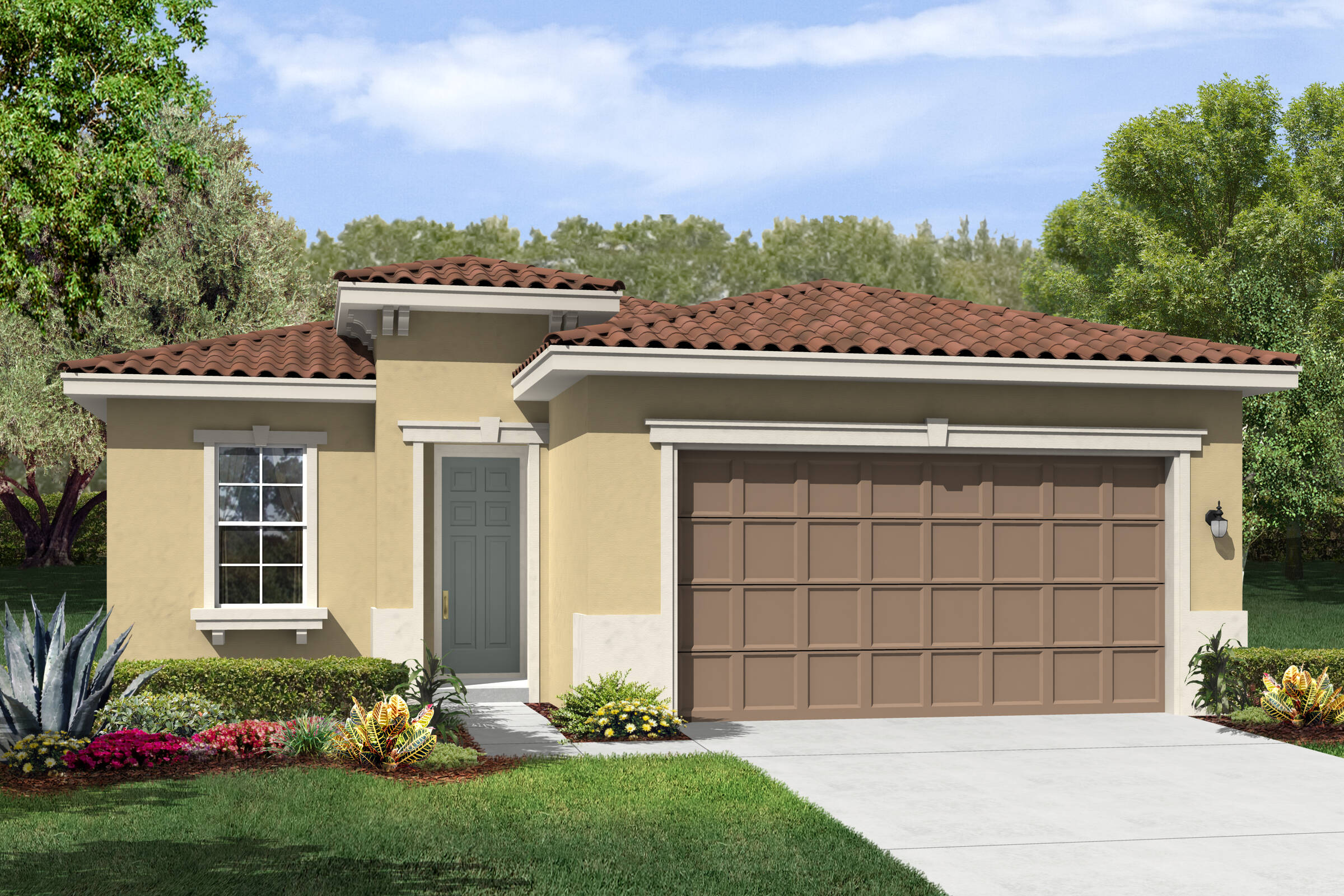 K Hovnanian S 174 Four Seasons At Terra Lago New Homes In Indio Ca