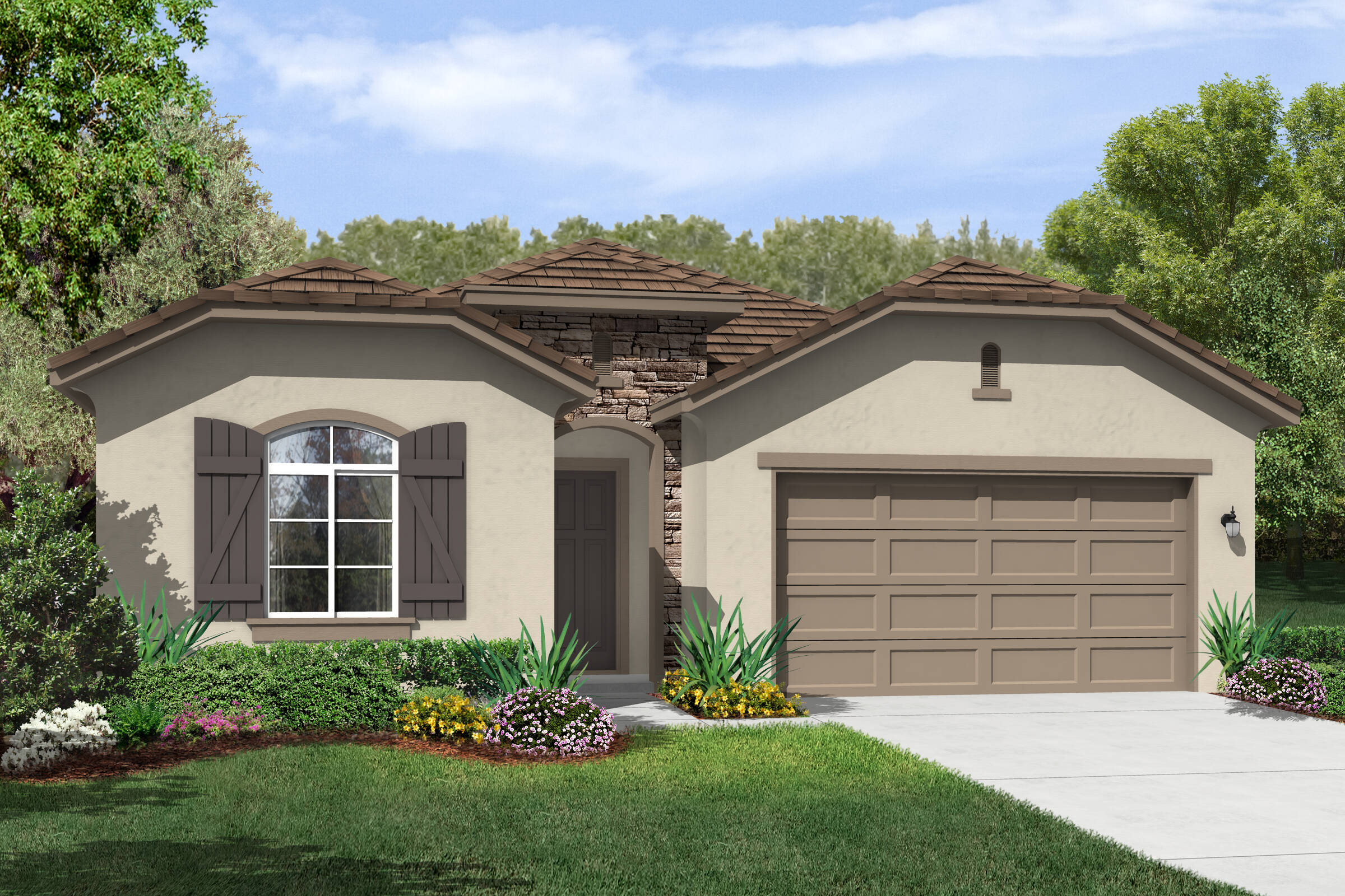 K Hovnanian S 174 Four Seasons At Terra Lago Indio Hills