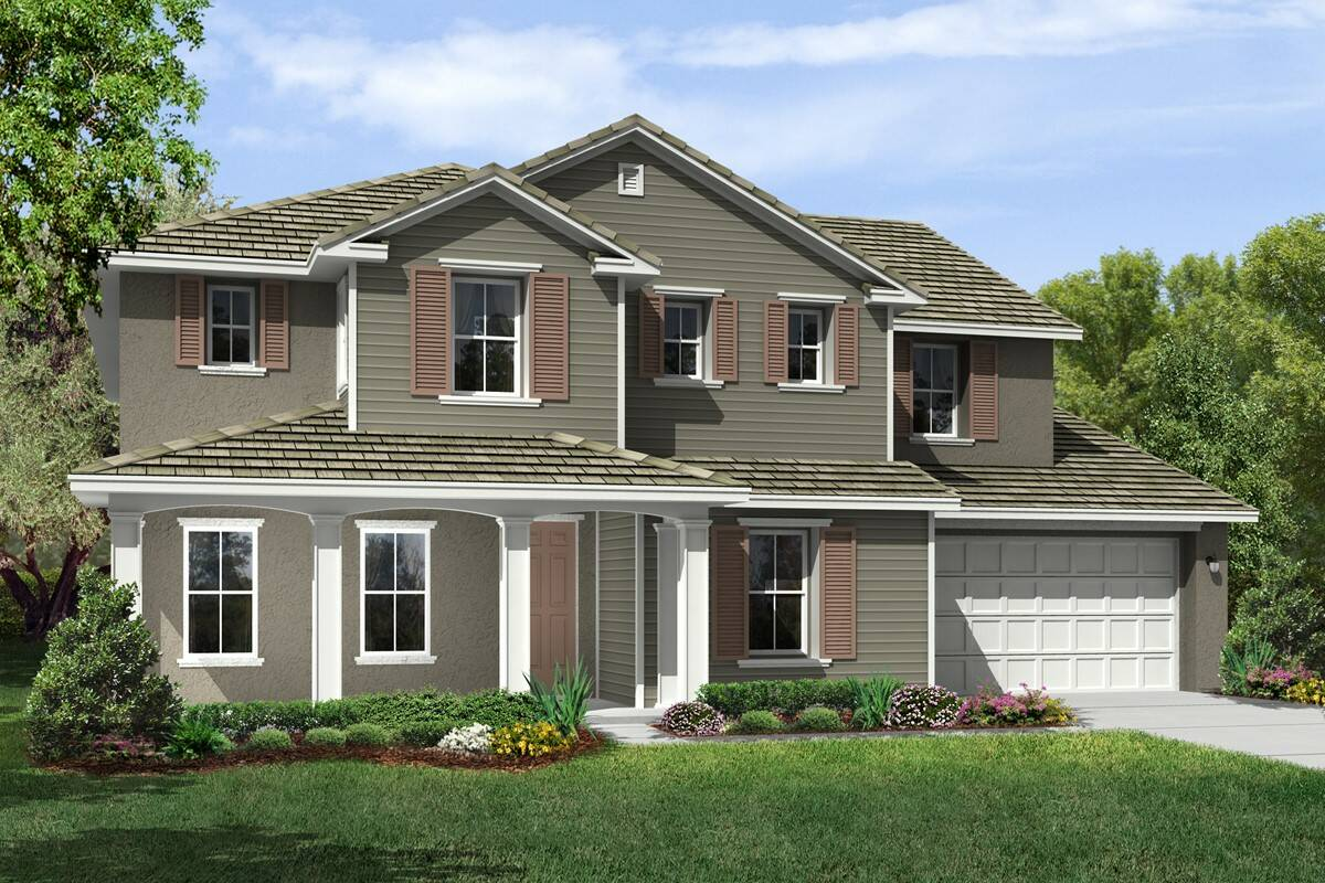 The executive collection at meridian hills new homes in for Ivory home plans