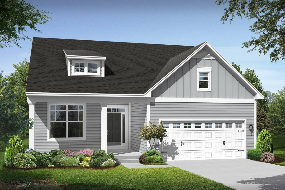Hidden brook new homes in dover de for New home sources