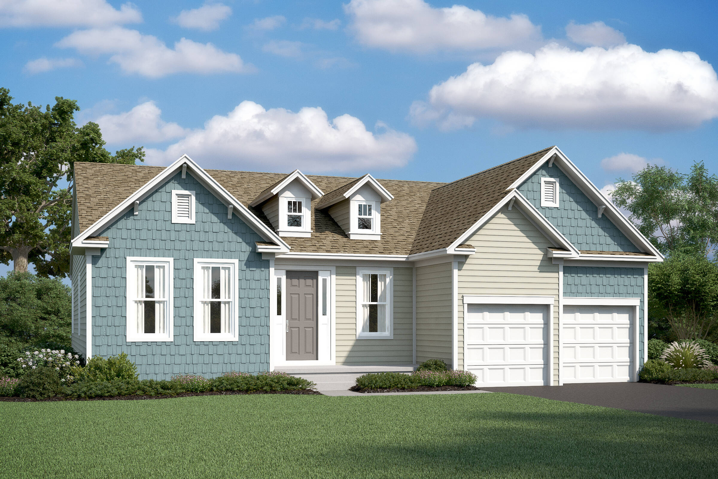 st michael d new homes at red mill pond in delaware
