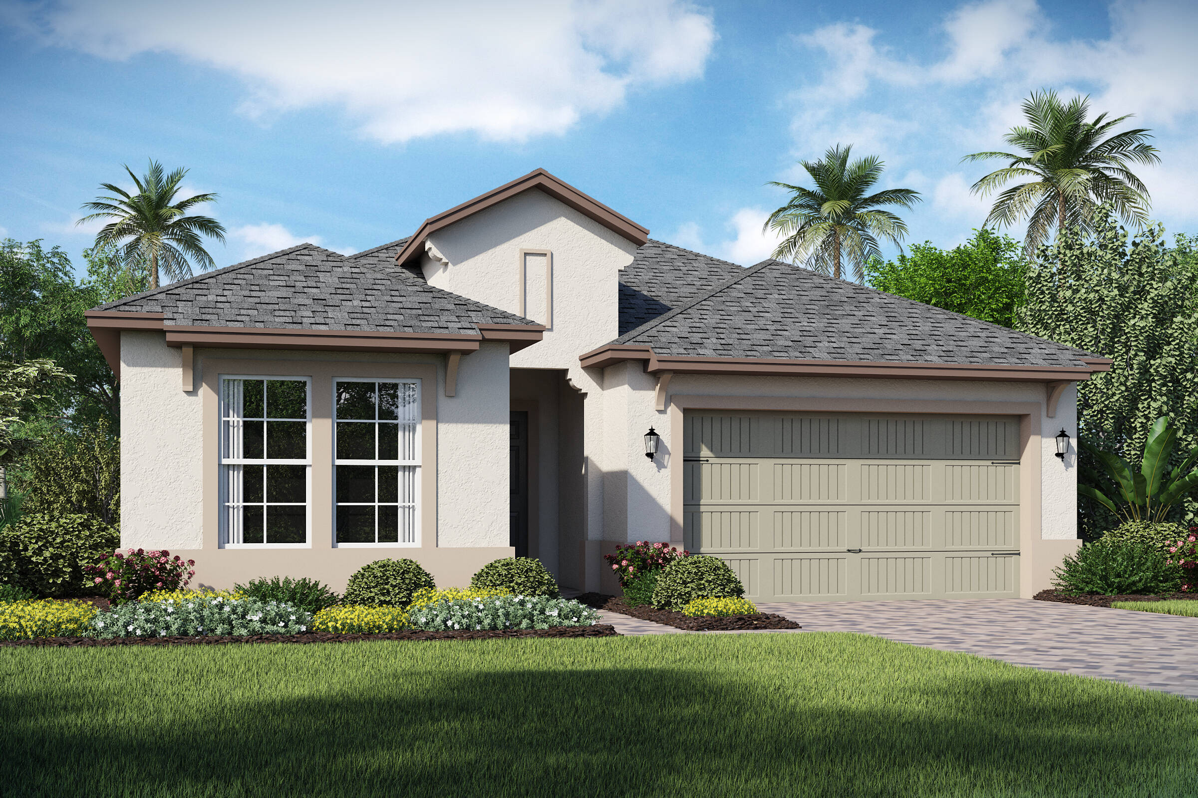 Dominica-A-elev new homes in orlando