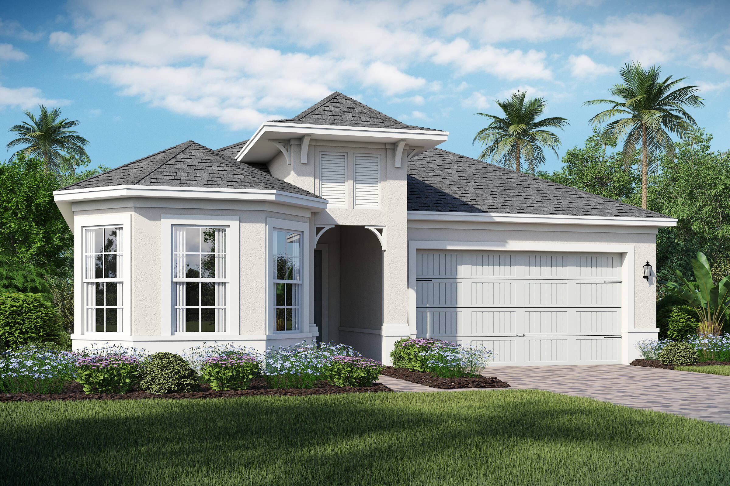 Dominica-B-elev new homes in orlando
