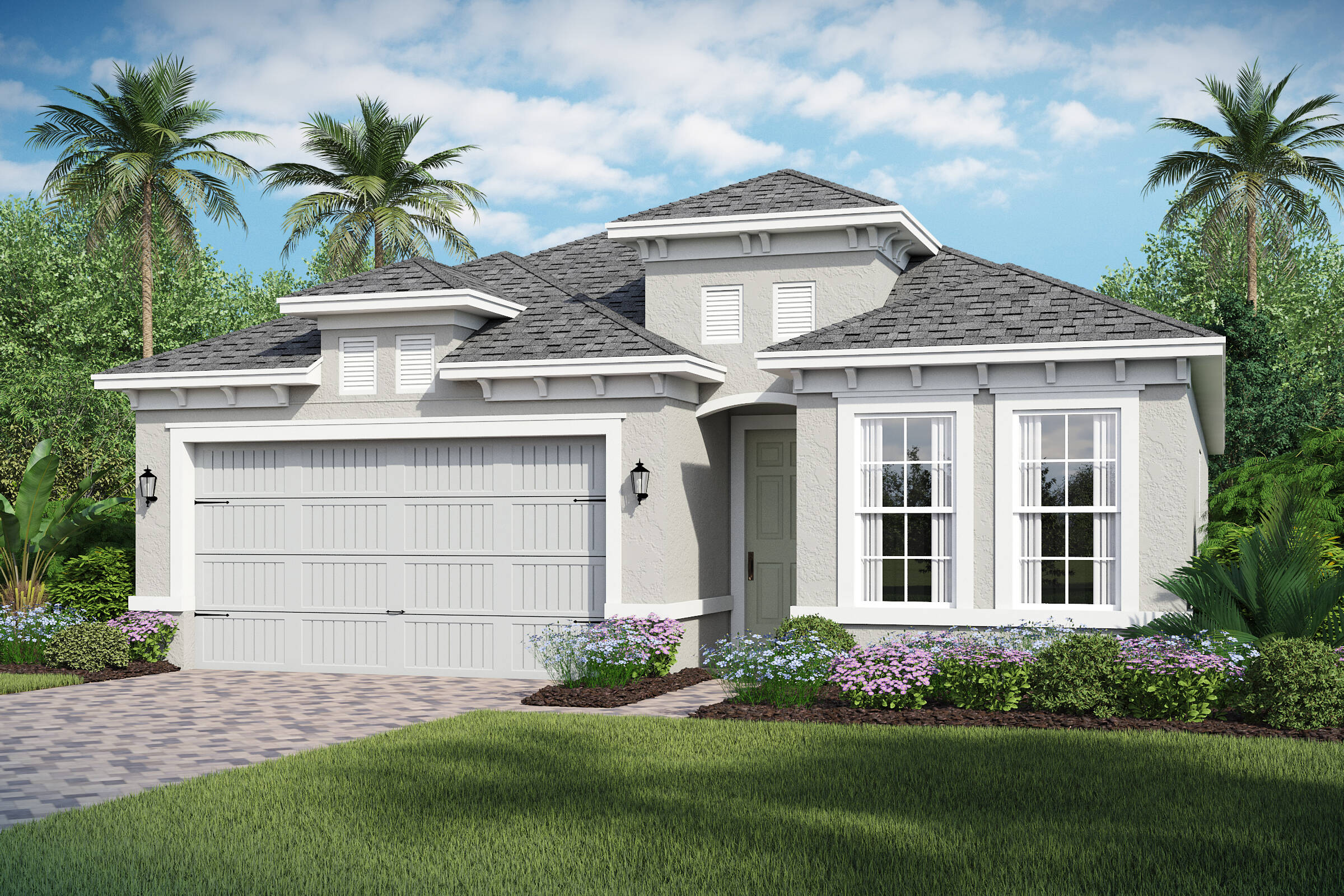 Dunmore-B-elev new homes in orlando