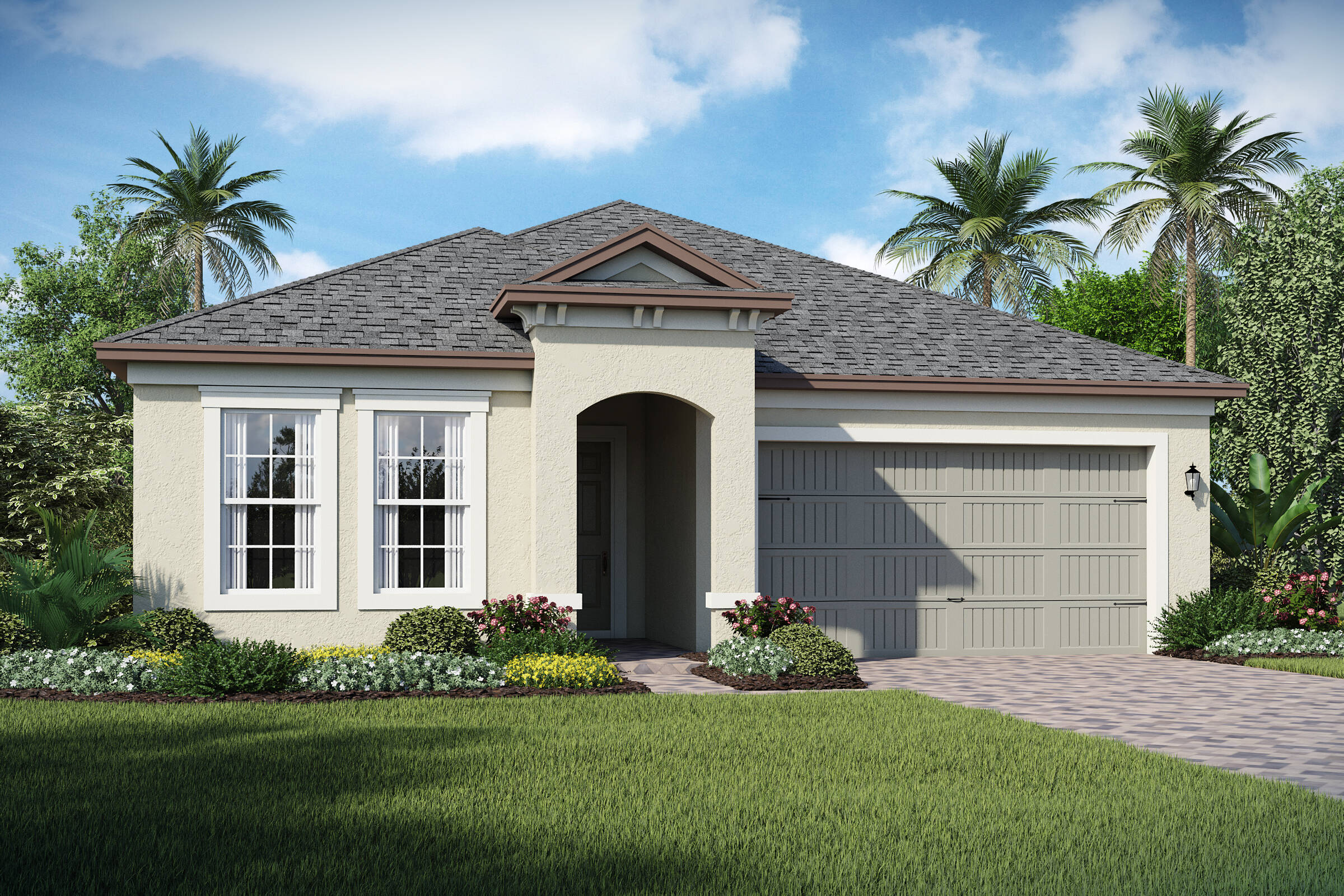 Saint Croix-A-elev new homes in orlando