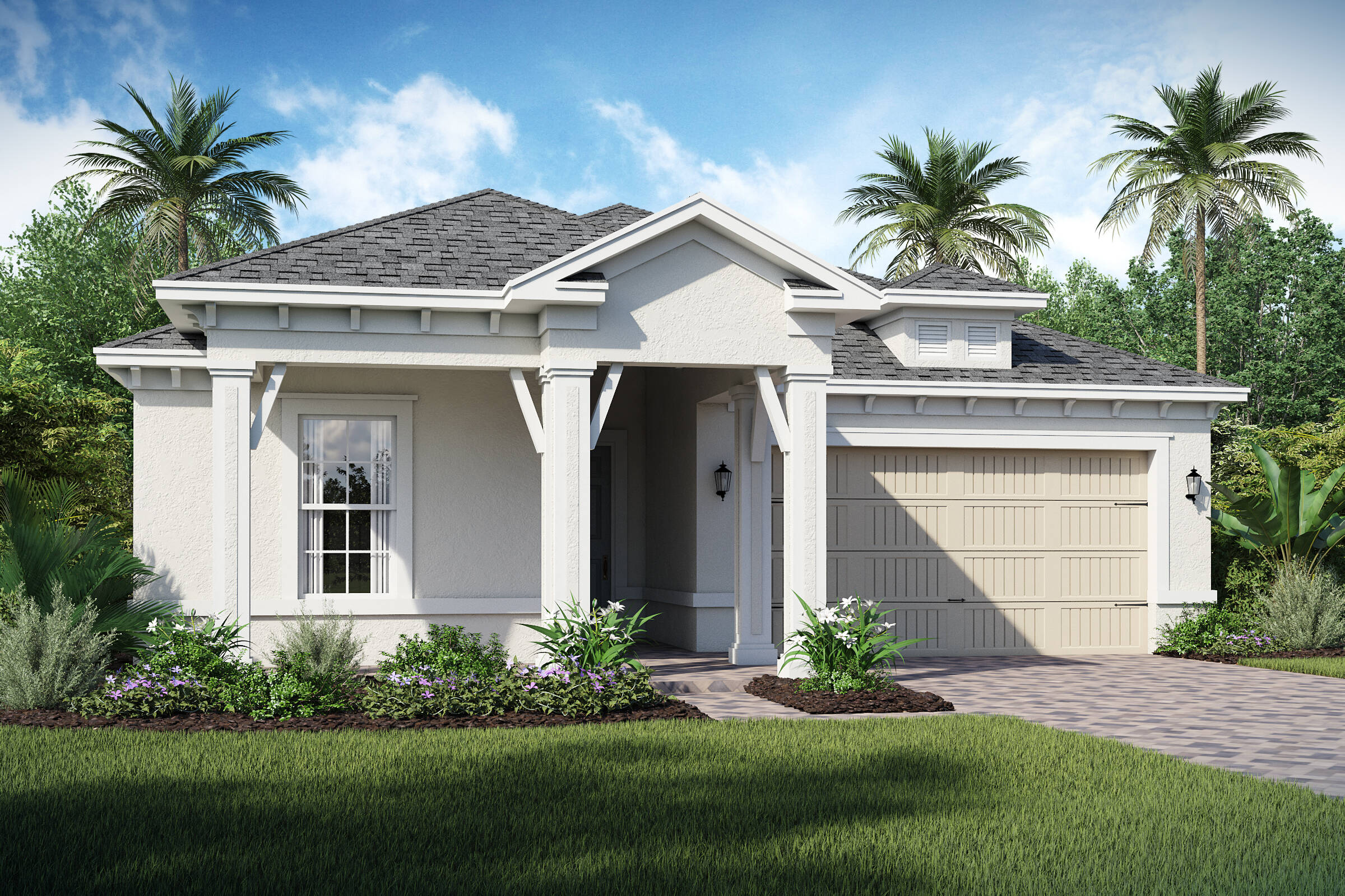 Saint Croix-C-elev new homes in orlando