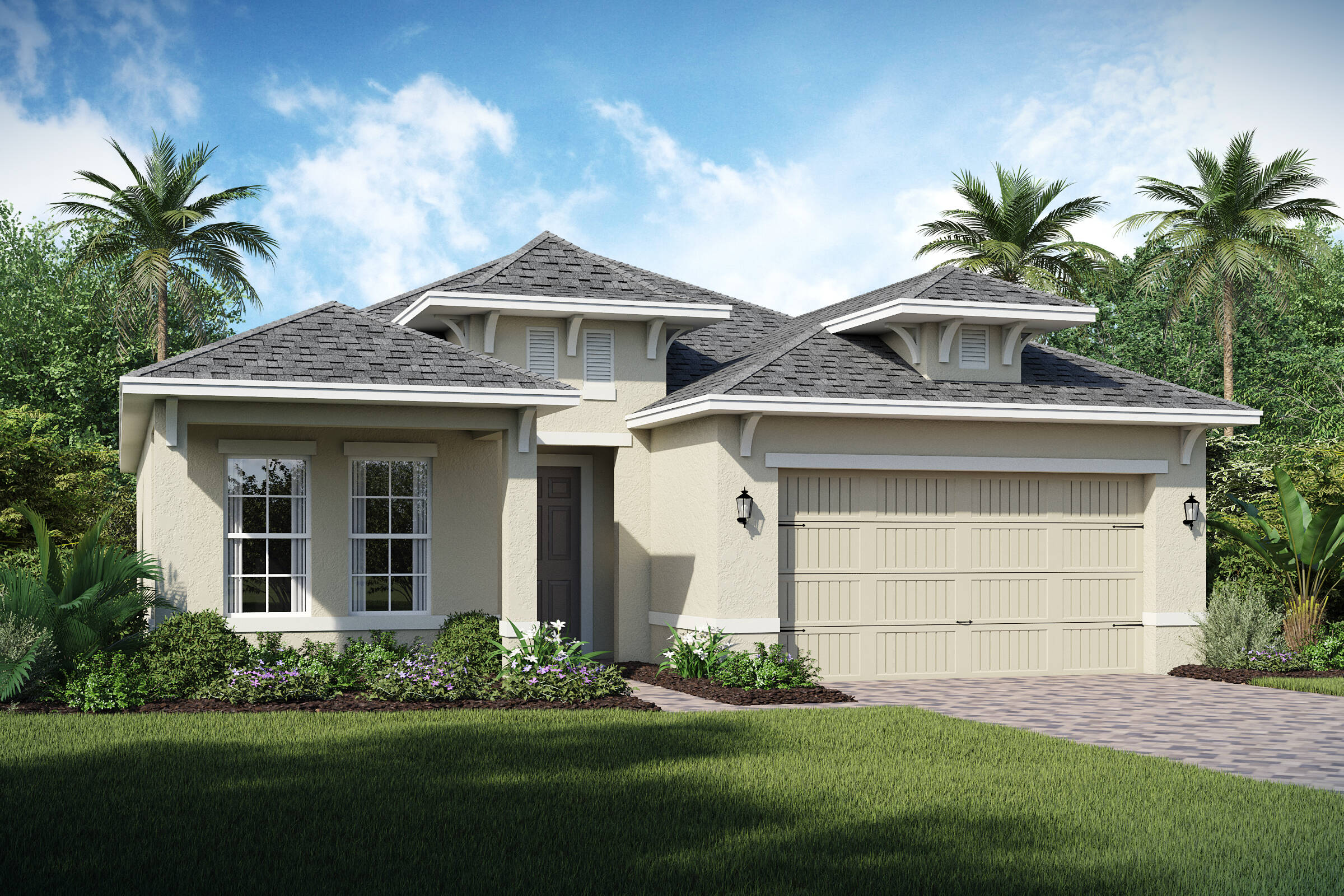 Saint Kitts-C-elev new homes in orlando
