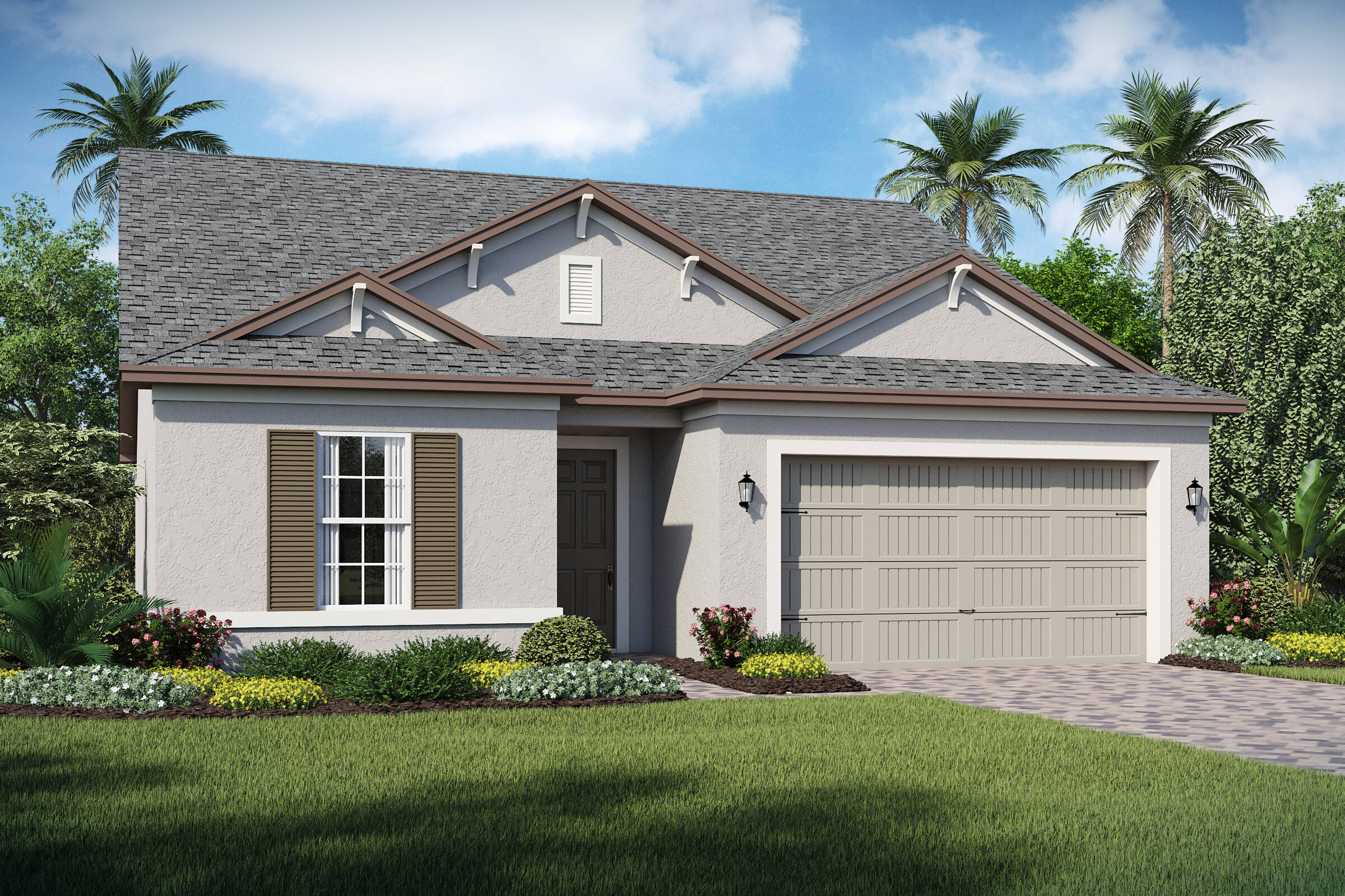 Saint Lucia-A-Bonus-elev new homes in orlando