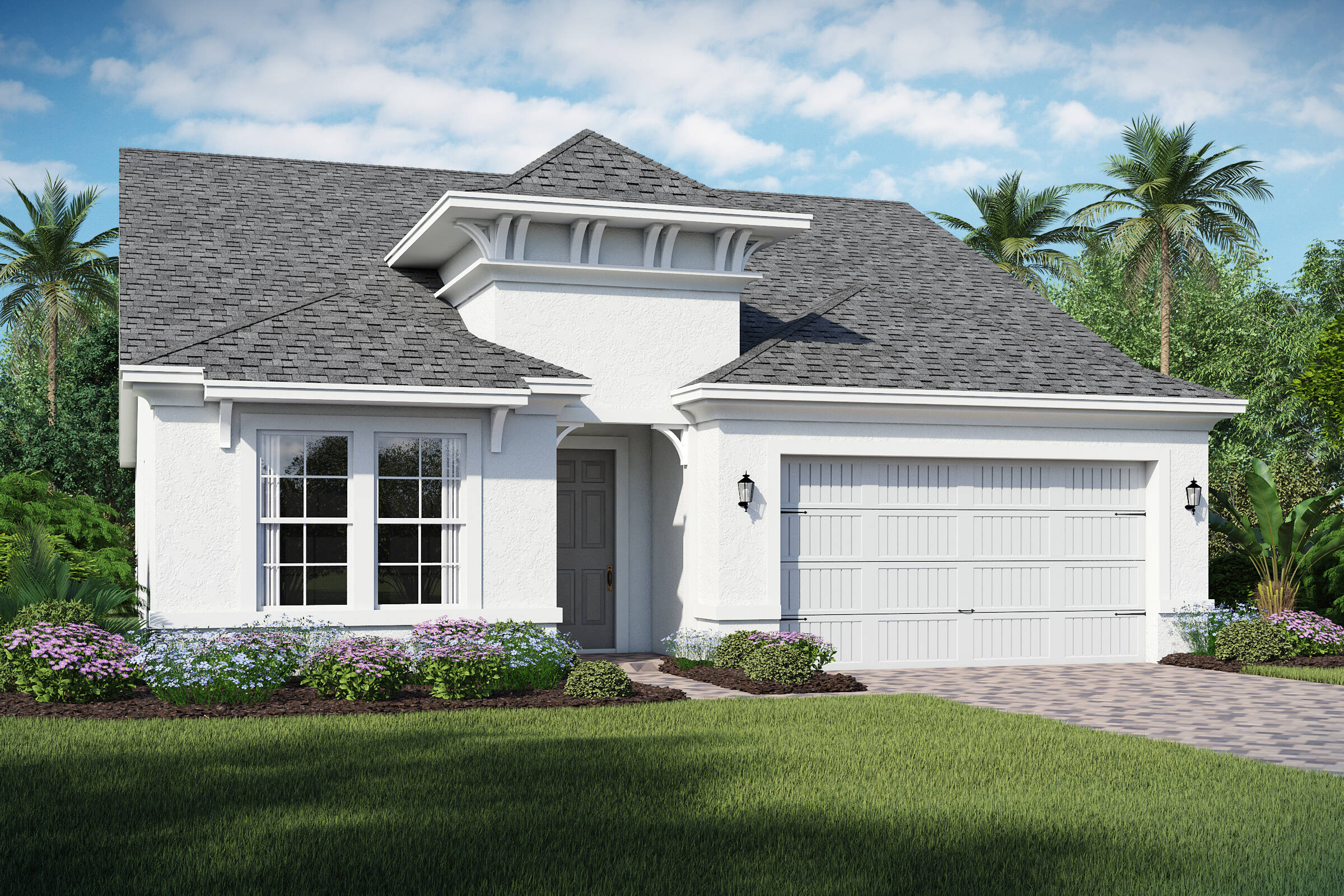 Saint Lucia-B-Bonus-elev new homes in orlando