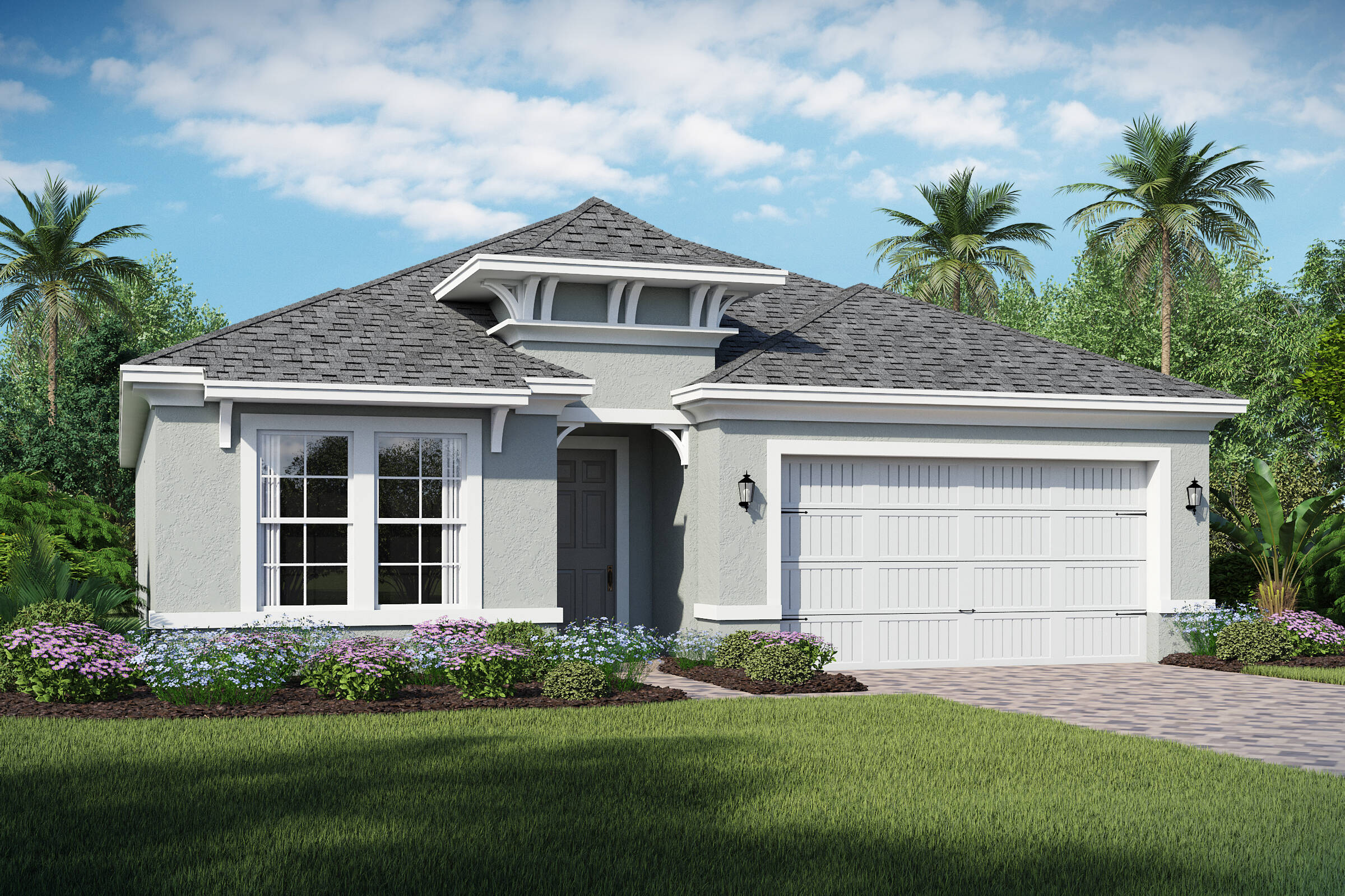 Saint Lucia-B-elev new homes in orlando