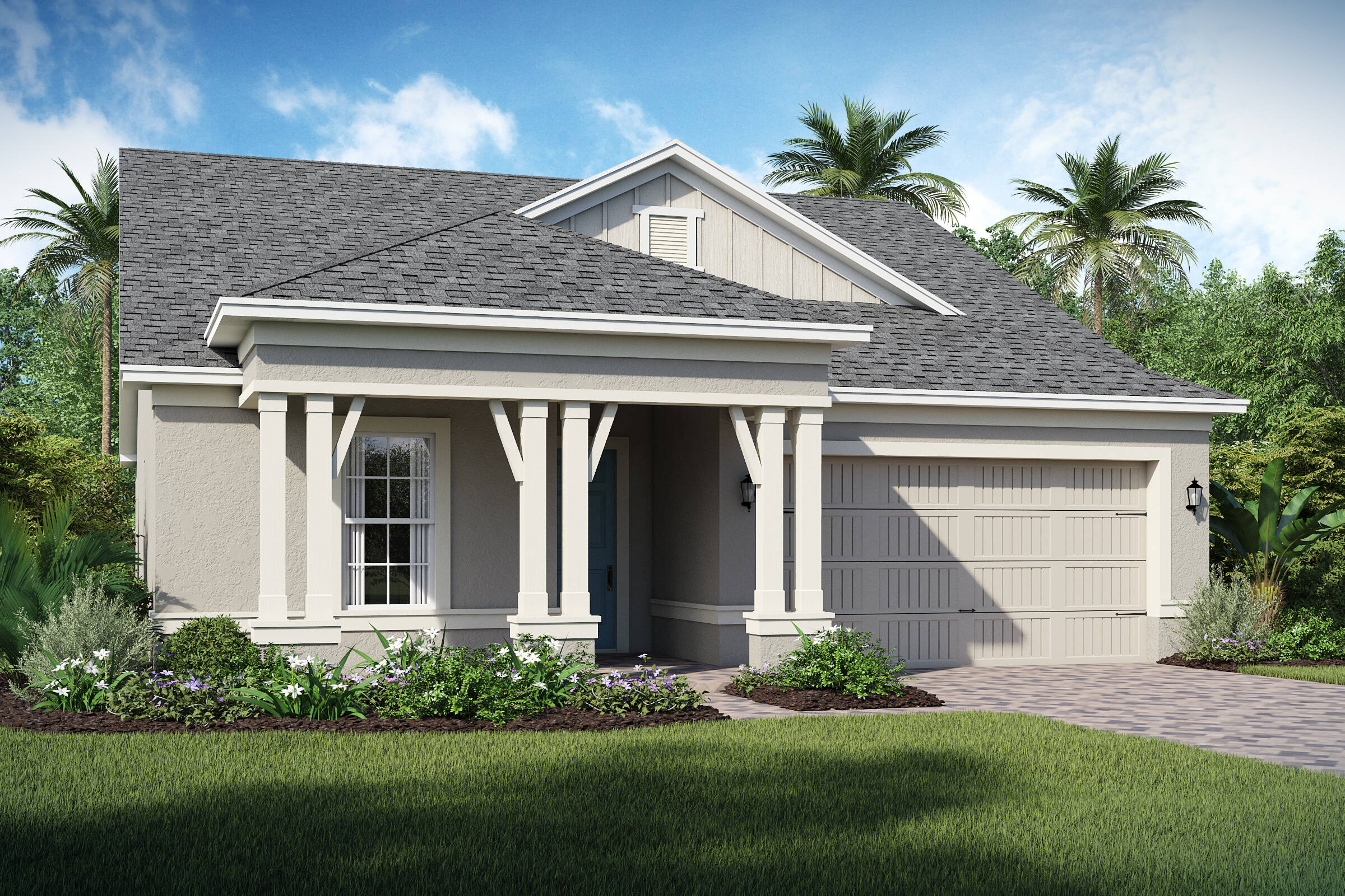 Saint Lucia-C-Bonus-elev new homes in orlando