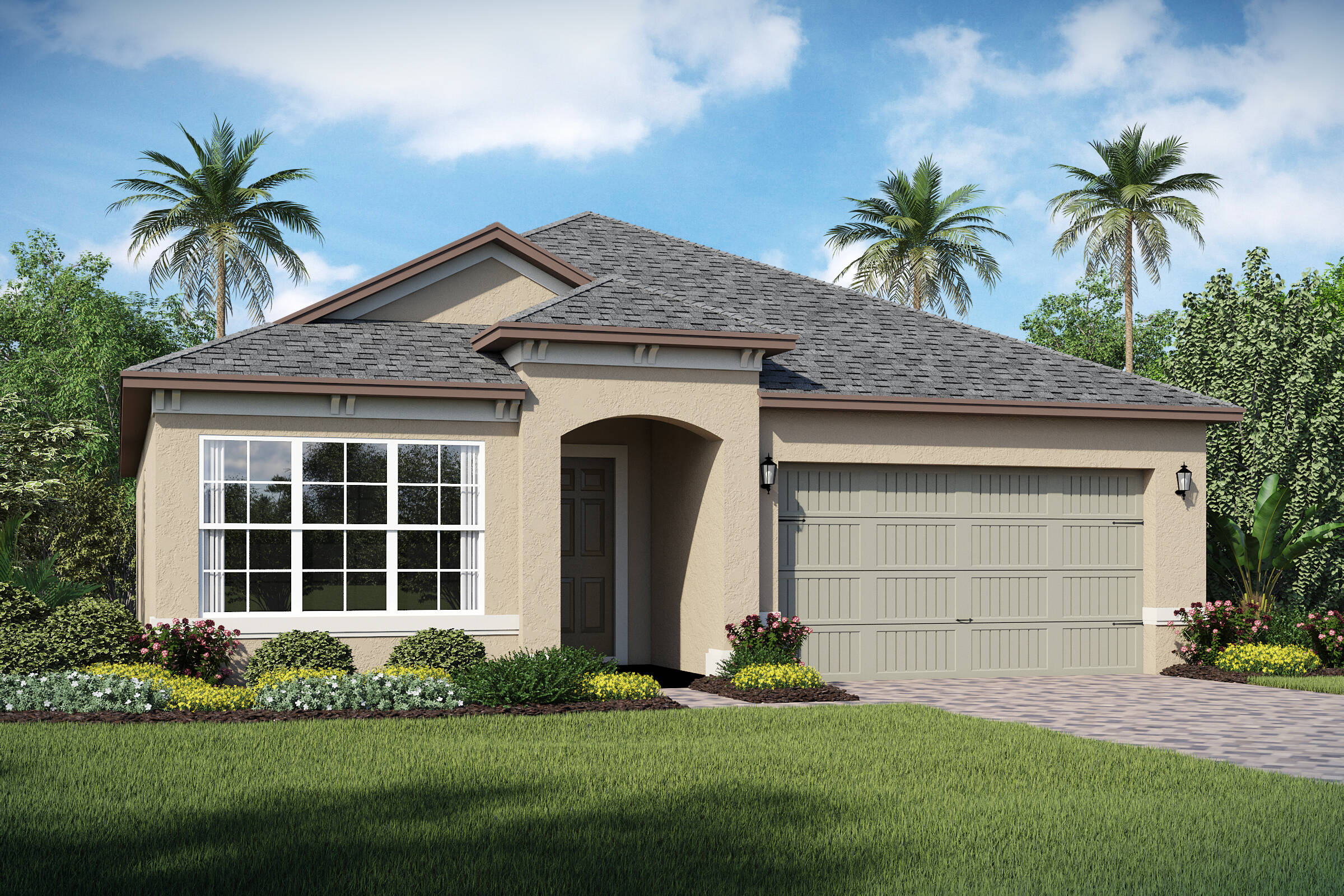 Saint Thomas-A-elev new homes in orlando