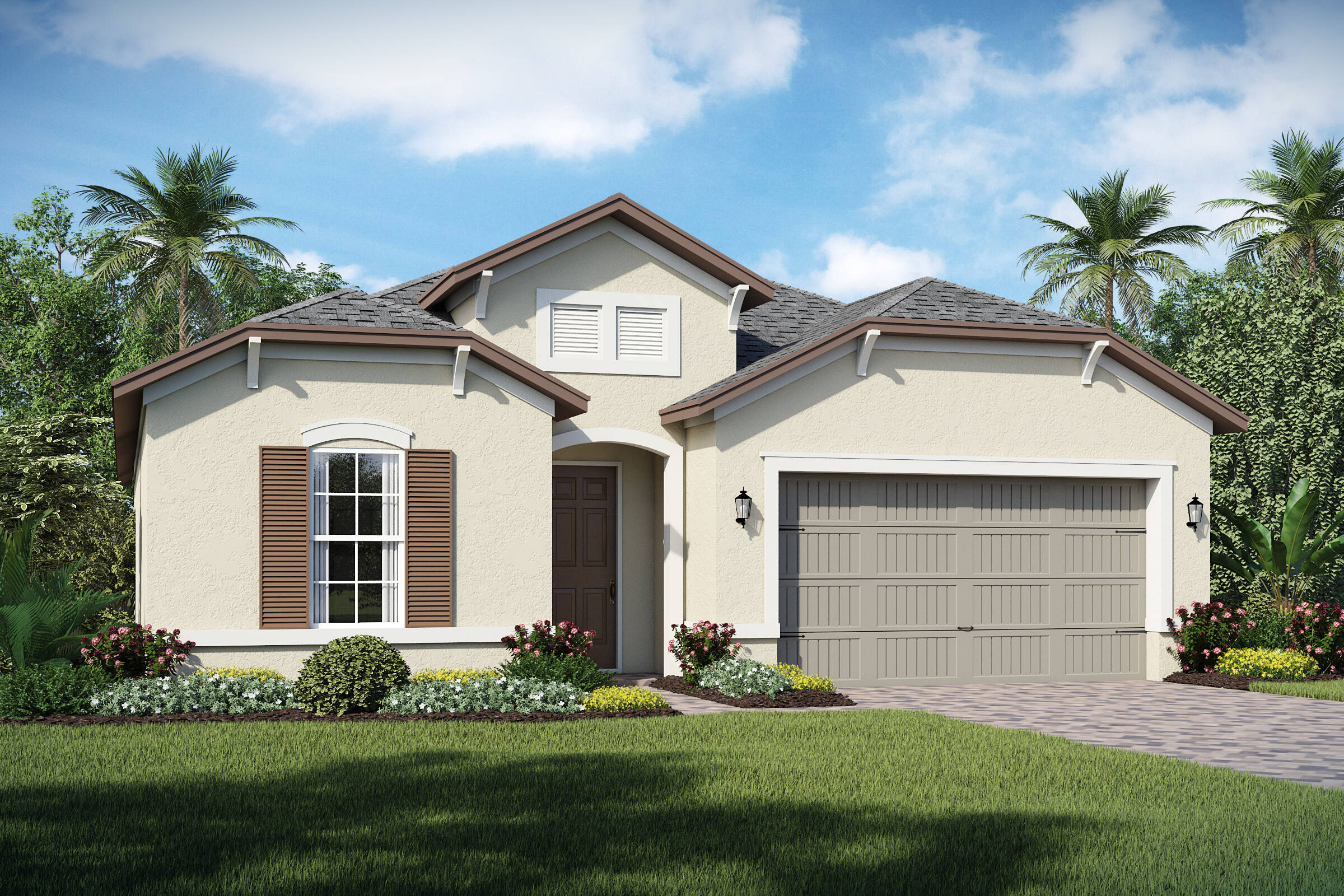 Stella-A-elev new homes in orlando