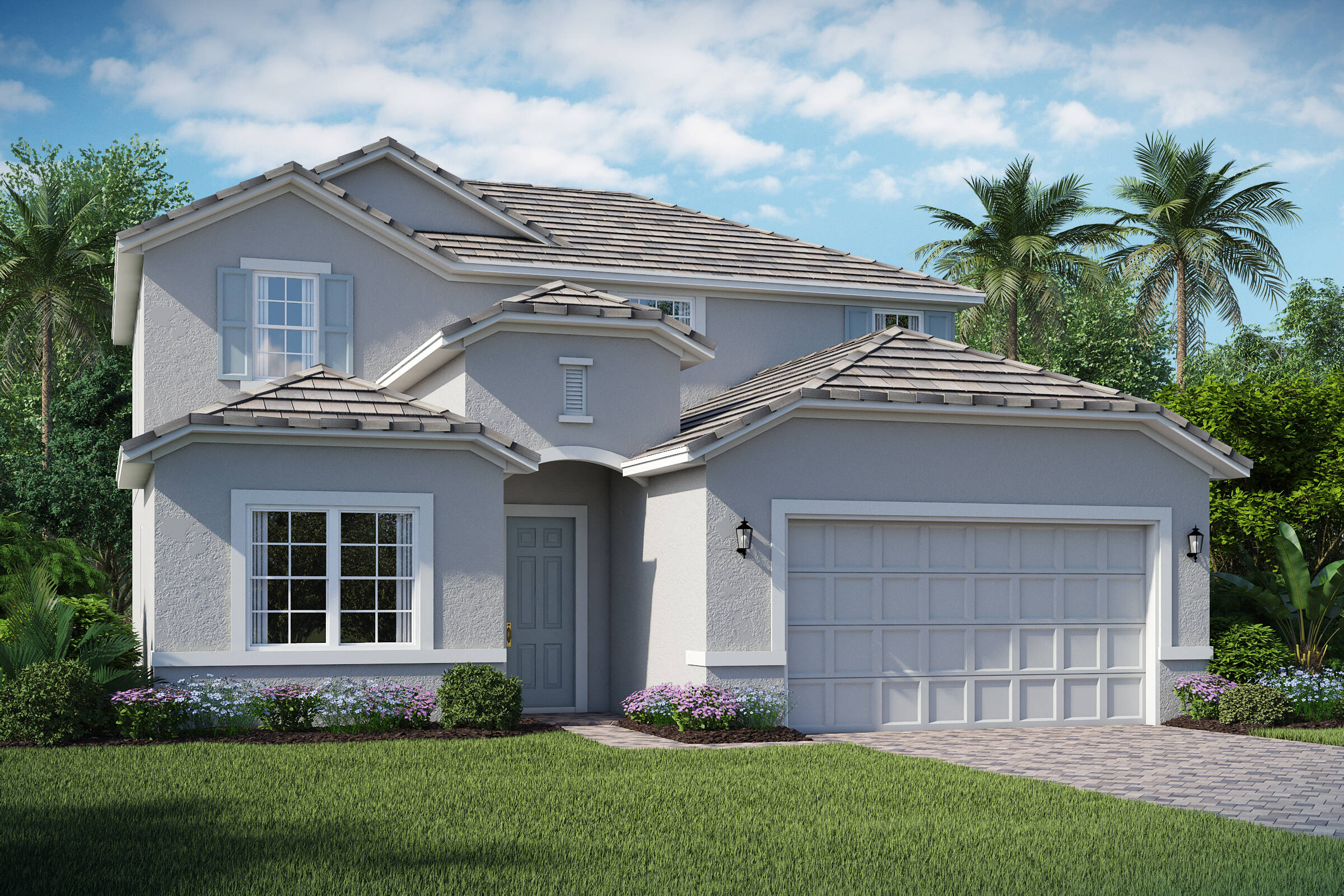 Bessemer B exterior lake florence preserve new homes in orlando florida