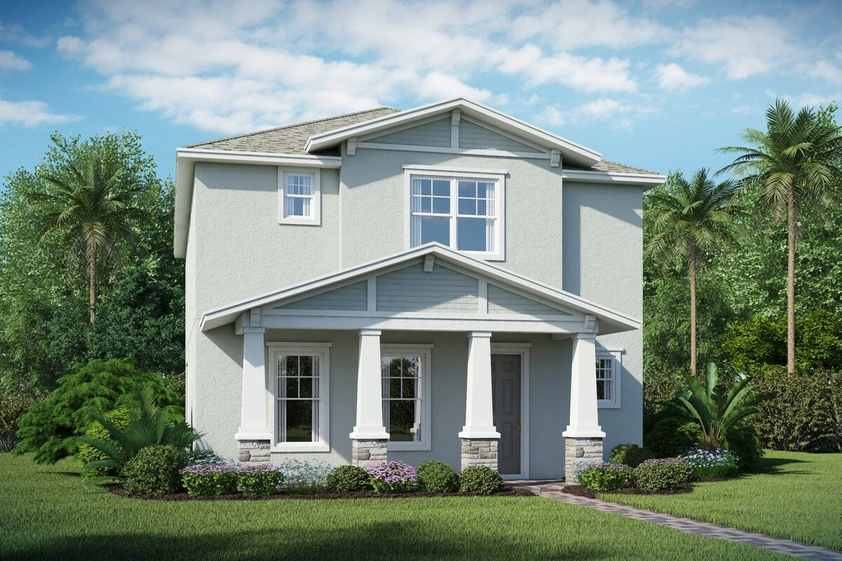 The highlands at summerlake groves new homes in winter for Build a home in florida