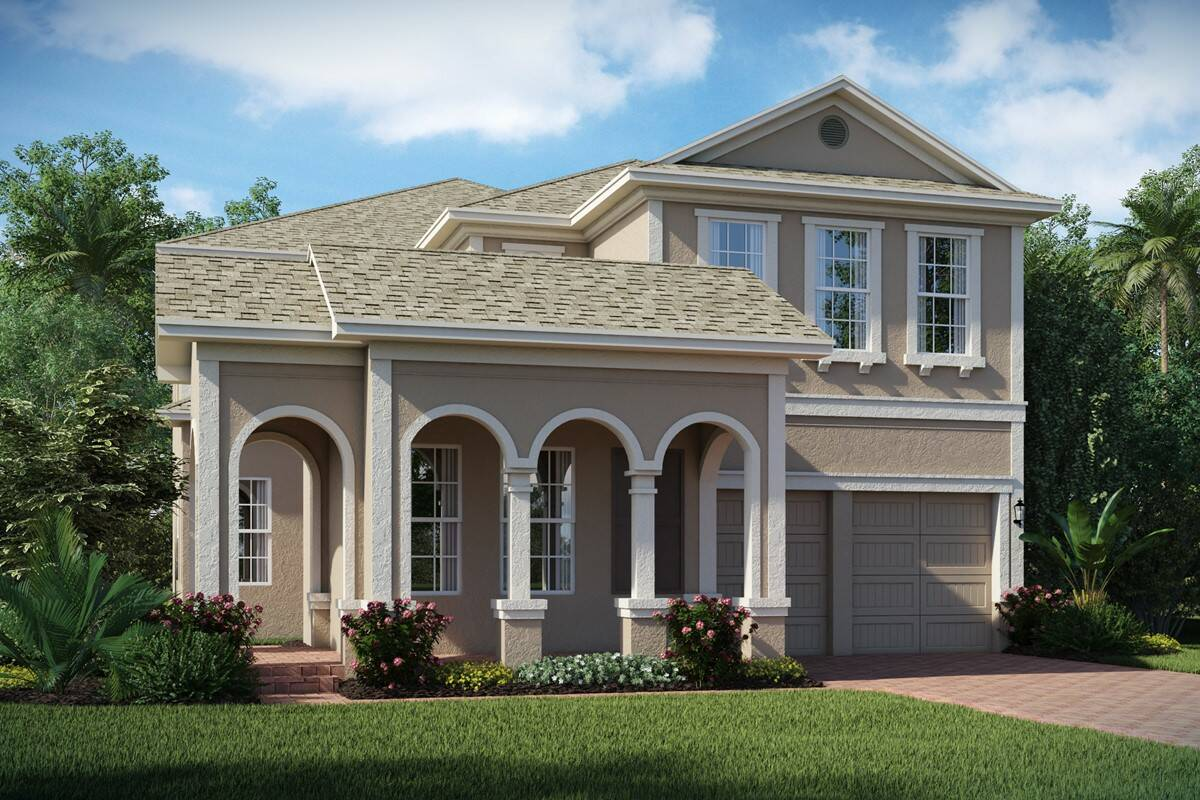 The highlands at summerlake groves new homes in winter for New home sources
