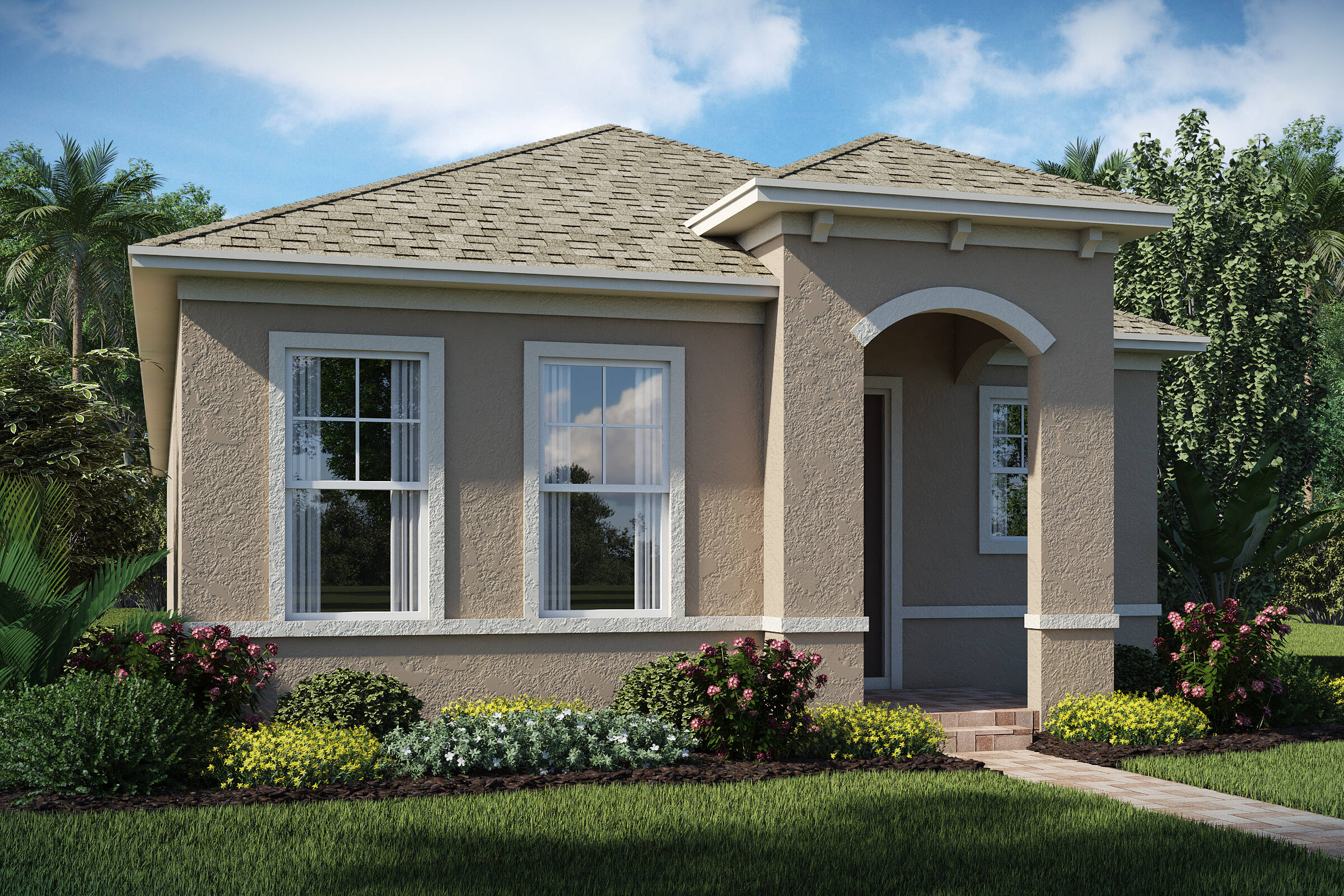 The Highlands At Summerlake Groves - New Homes In Winter Garden, Fl