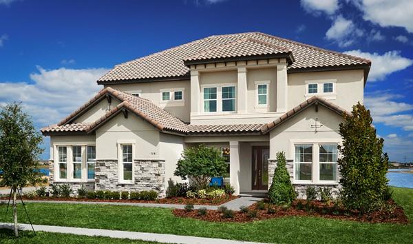 New Homes In Dover Fl